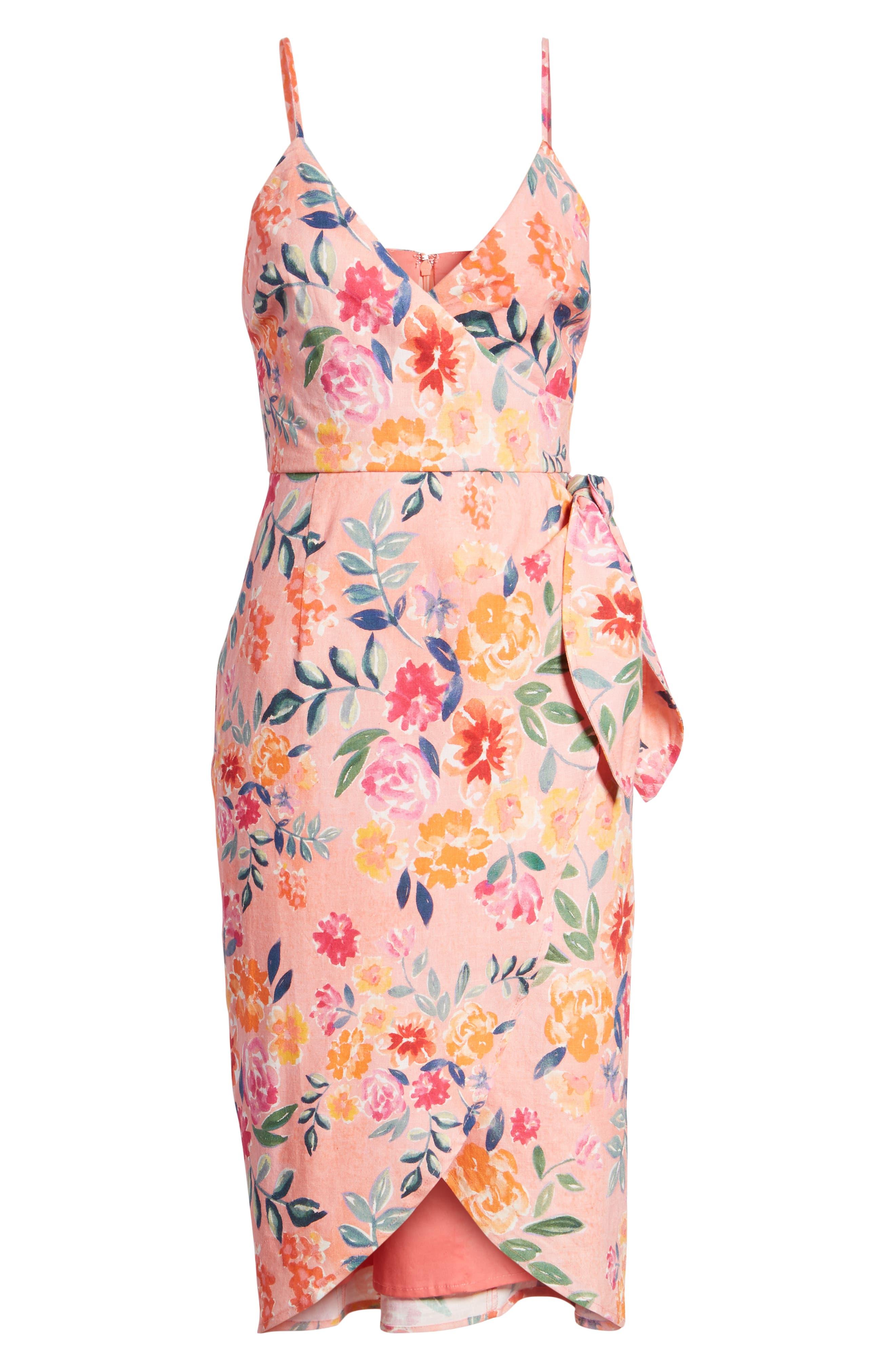 Orchid Dress,                             Alternate thumbnail 7, color,                             650