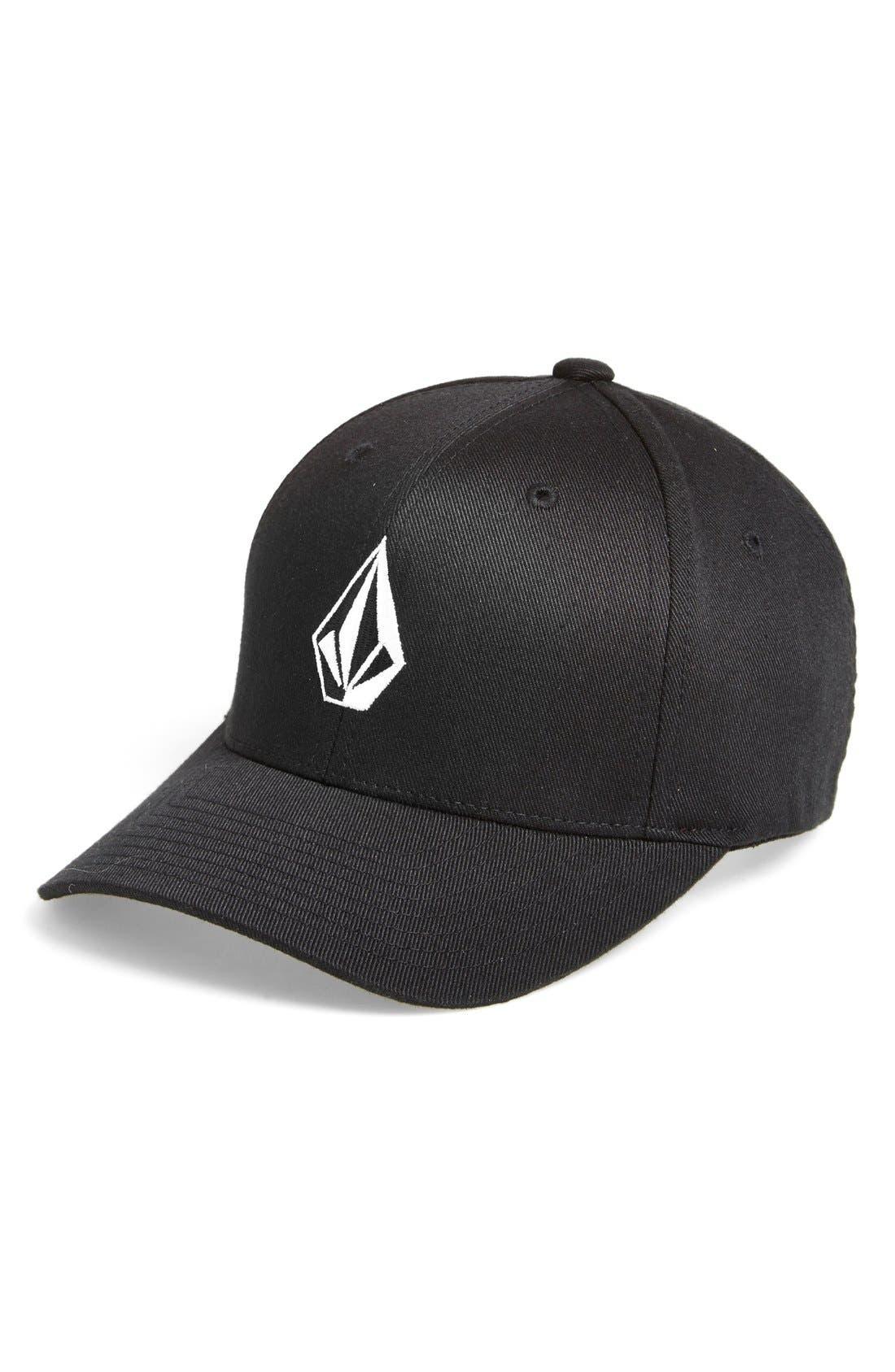 Boys Volcom Full Stone Hat  Black