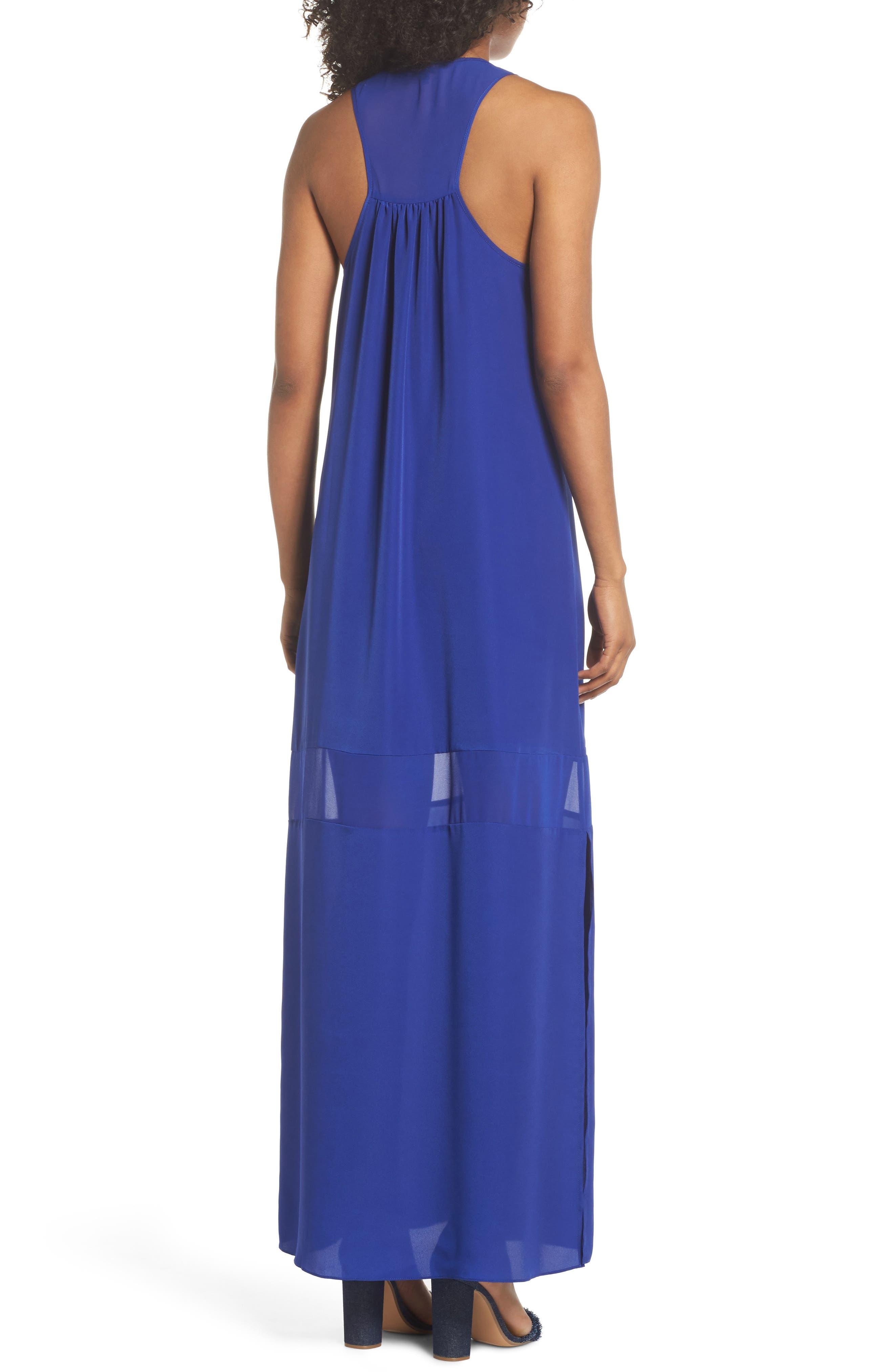 Hampton Maxi Dress,                             Alternate thumbnail 4, color,