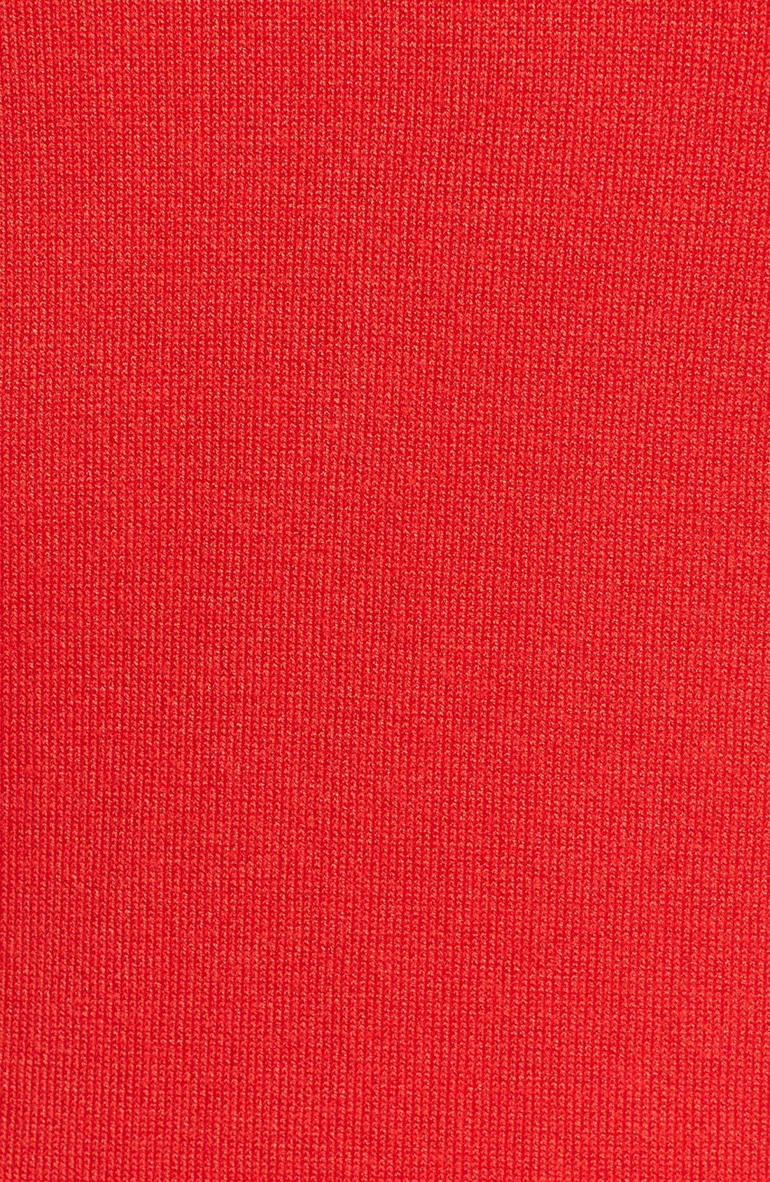 Three Quarter Sleeve Cardigan,                             Alternate thumbnail 121, color,