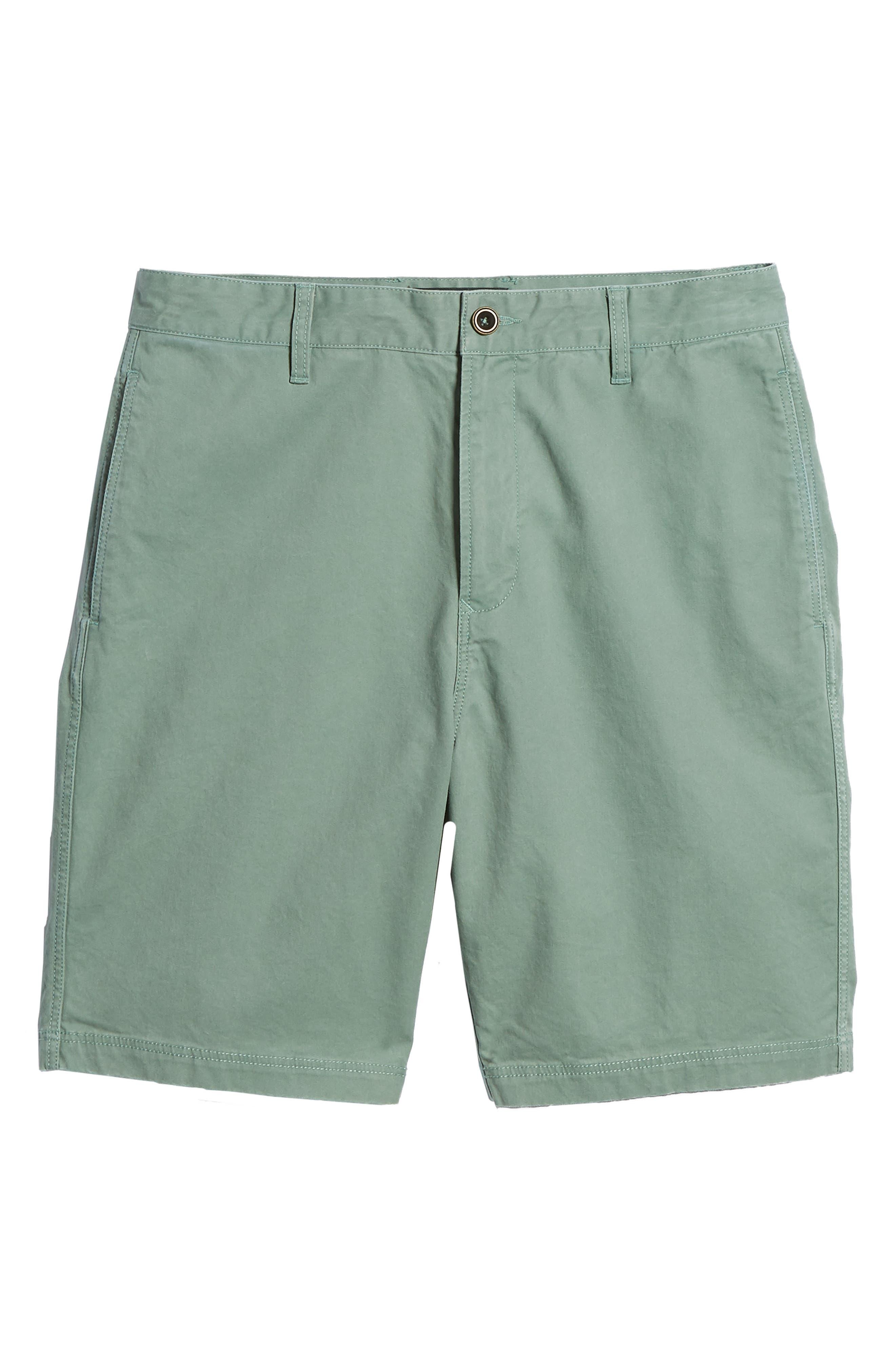 Glenburn Shorts,                             Alternate thumbnail 6, color,                             SAGE