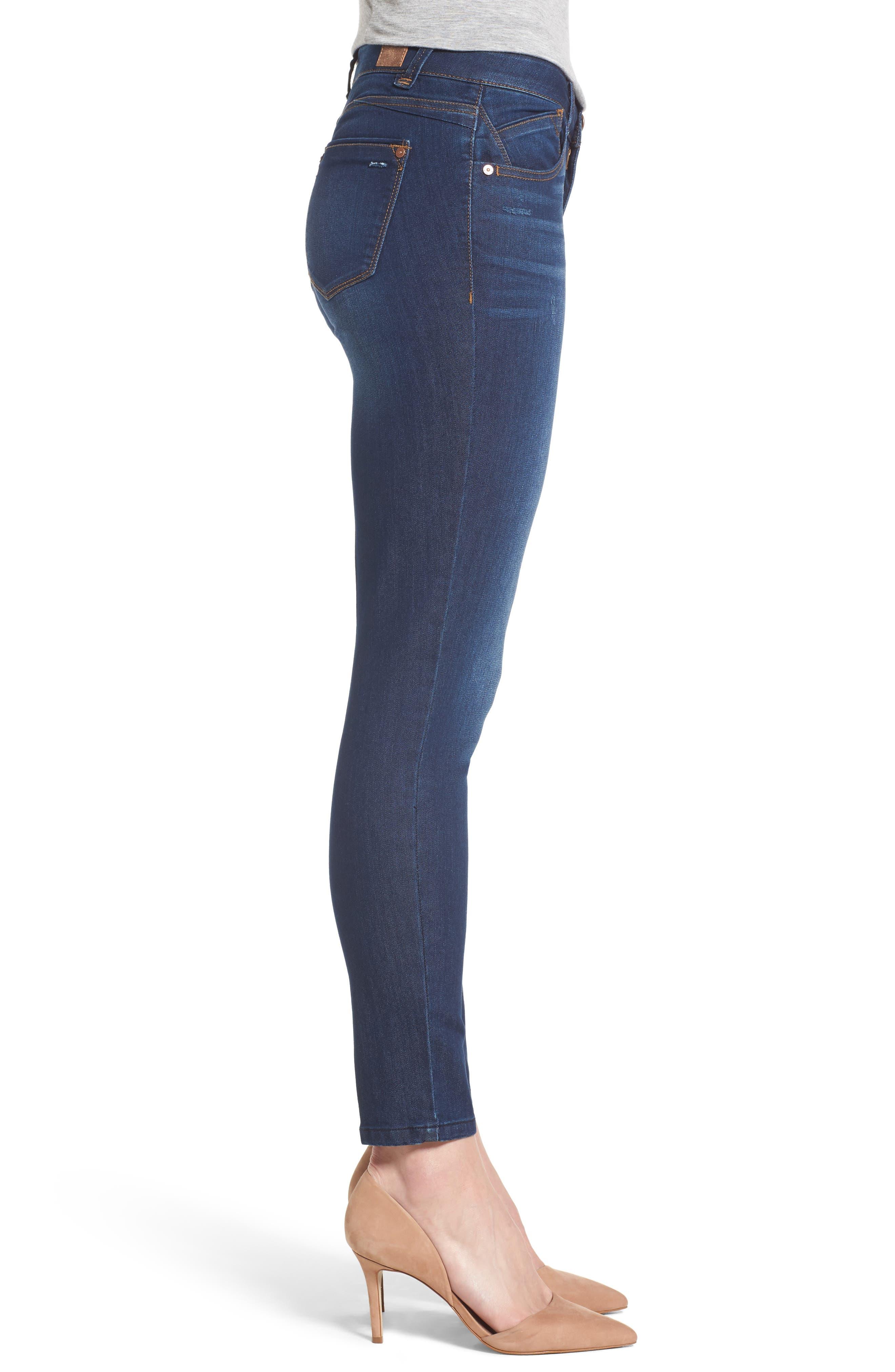 Skinny Ankle Jeans,                             Alternate thumbnail 3, color,