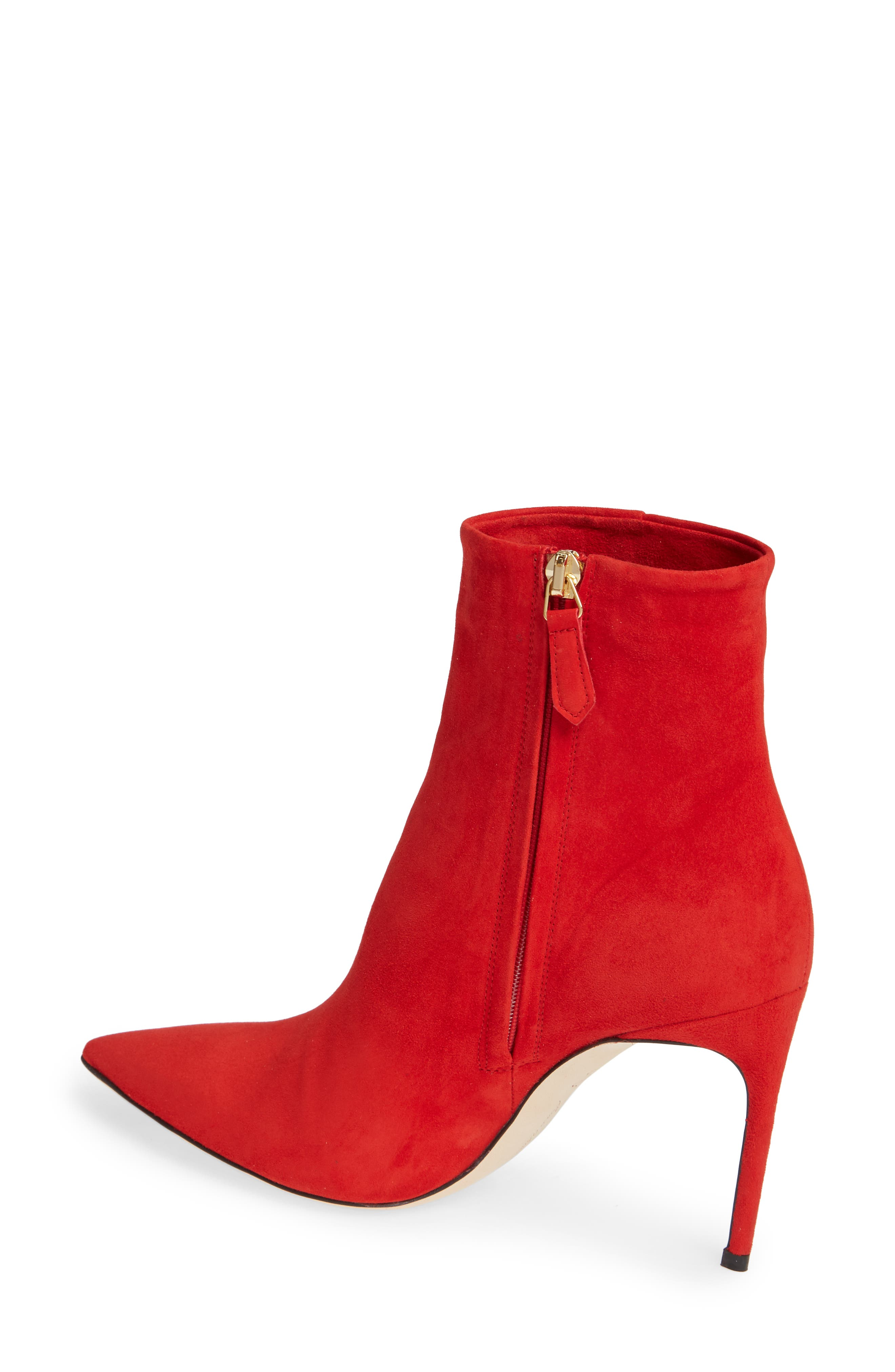 Vida Pointy Toe Bootie,                             Alternate thumbnail 2, color,                             601