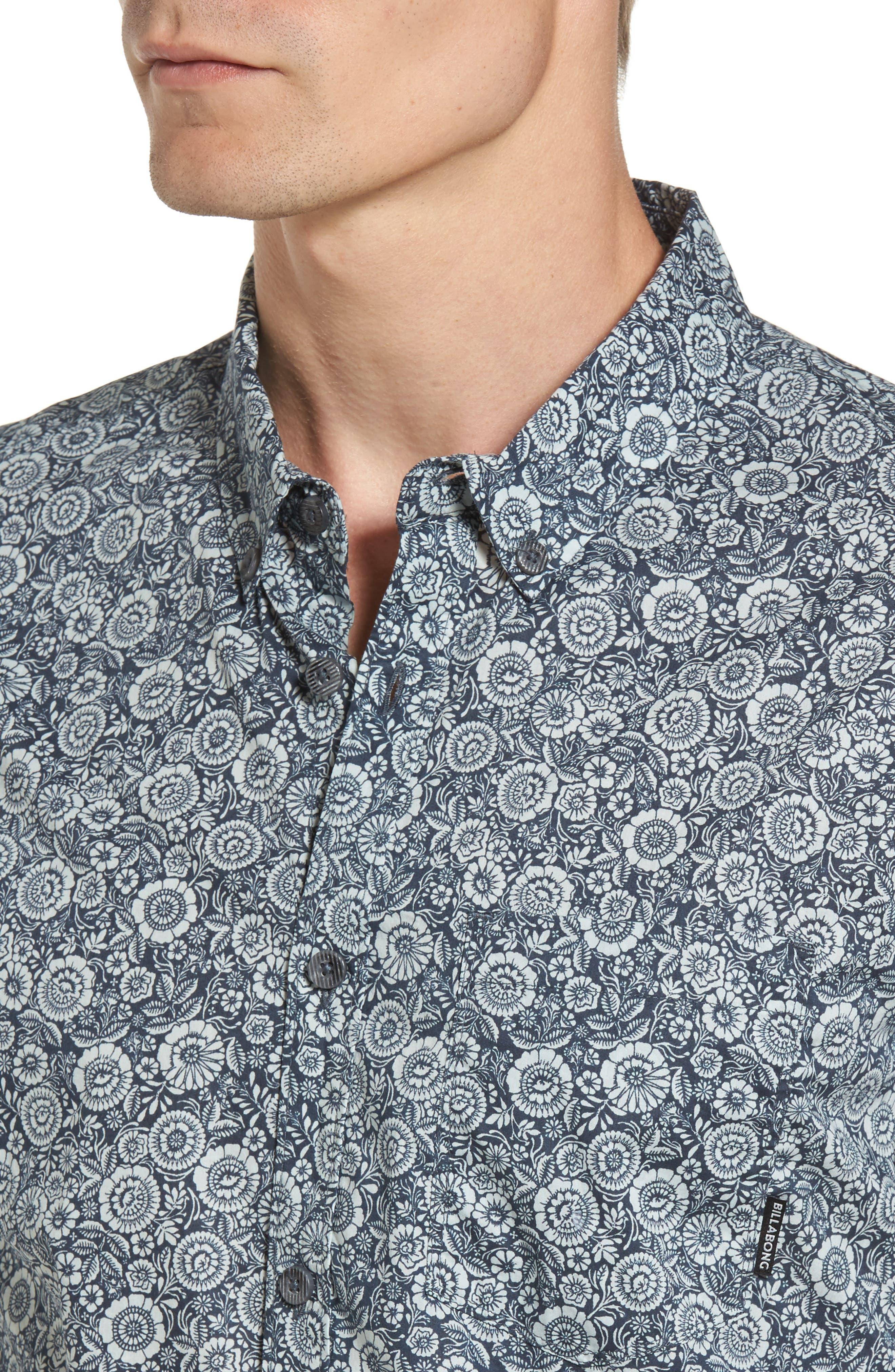Sundays Mini Woven Shirt,                             Alternate thumbnail 4, color,                             050
