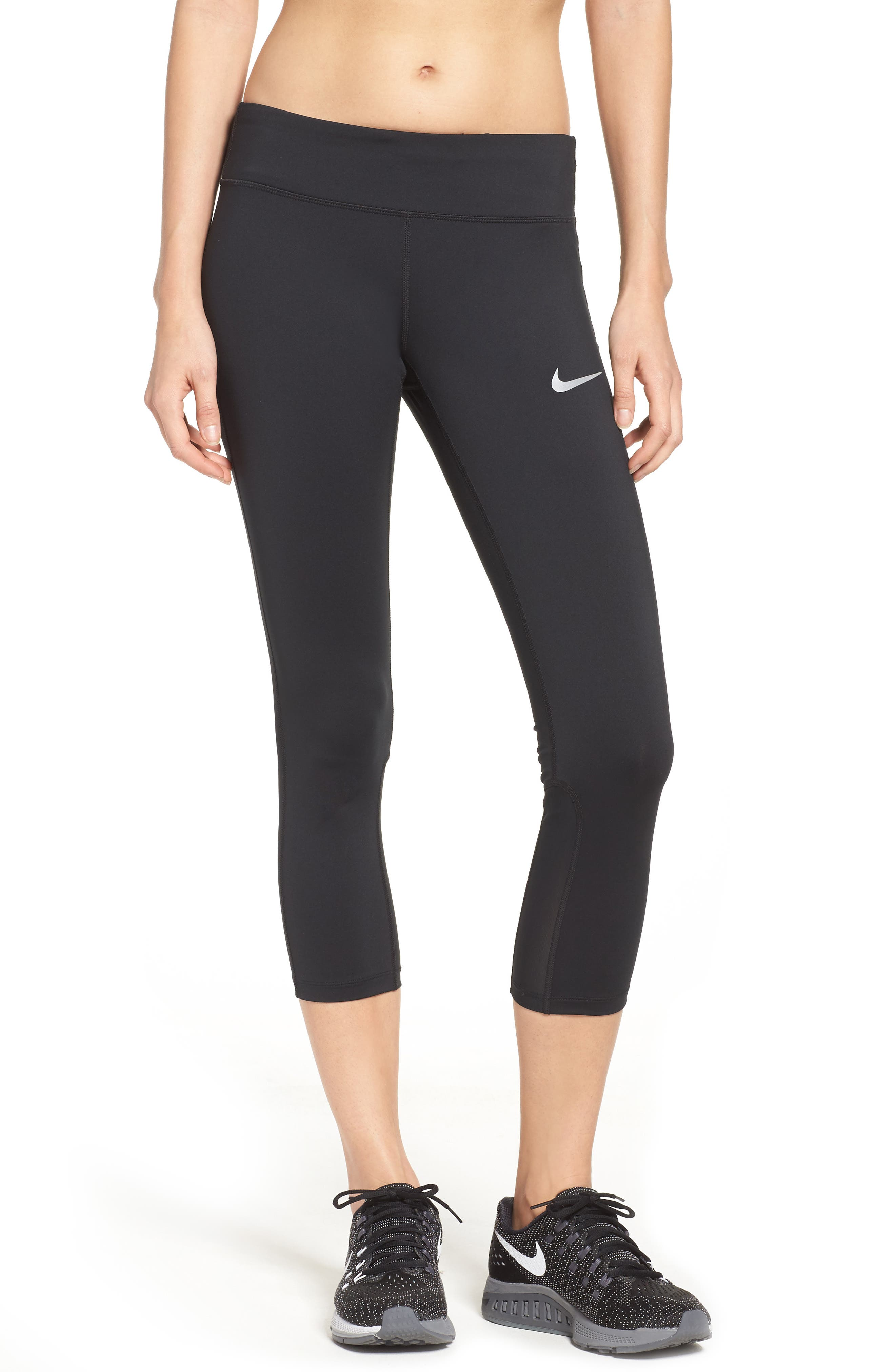 Power Epic Run Crop Tights,                         Main,                         color,