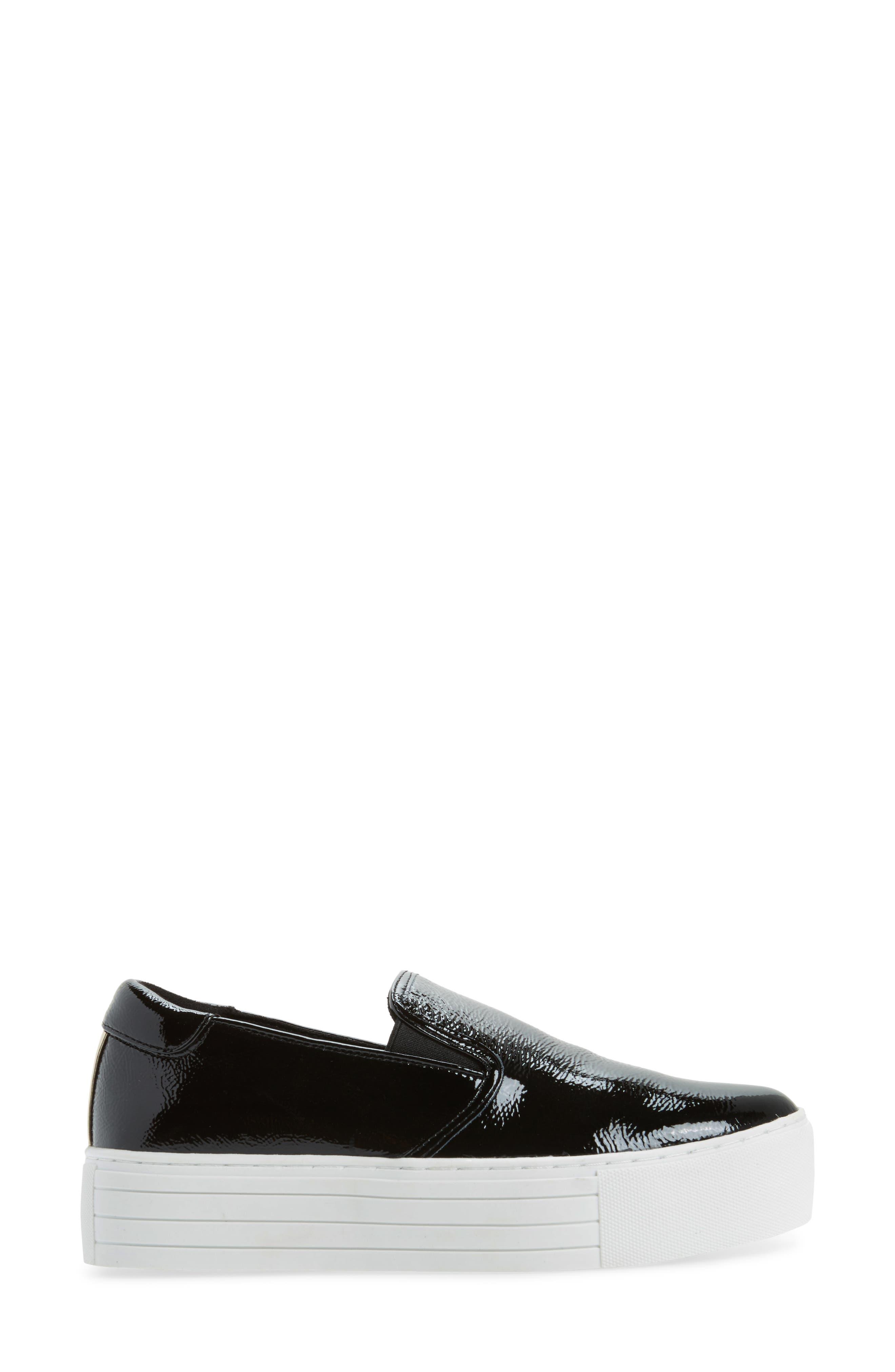 Joanie Slip-On Platform Sneaker,                             Alternate thumbnail 32, color,
