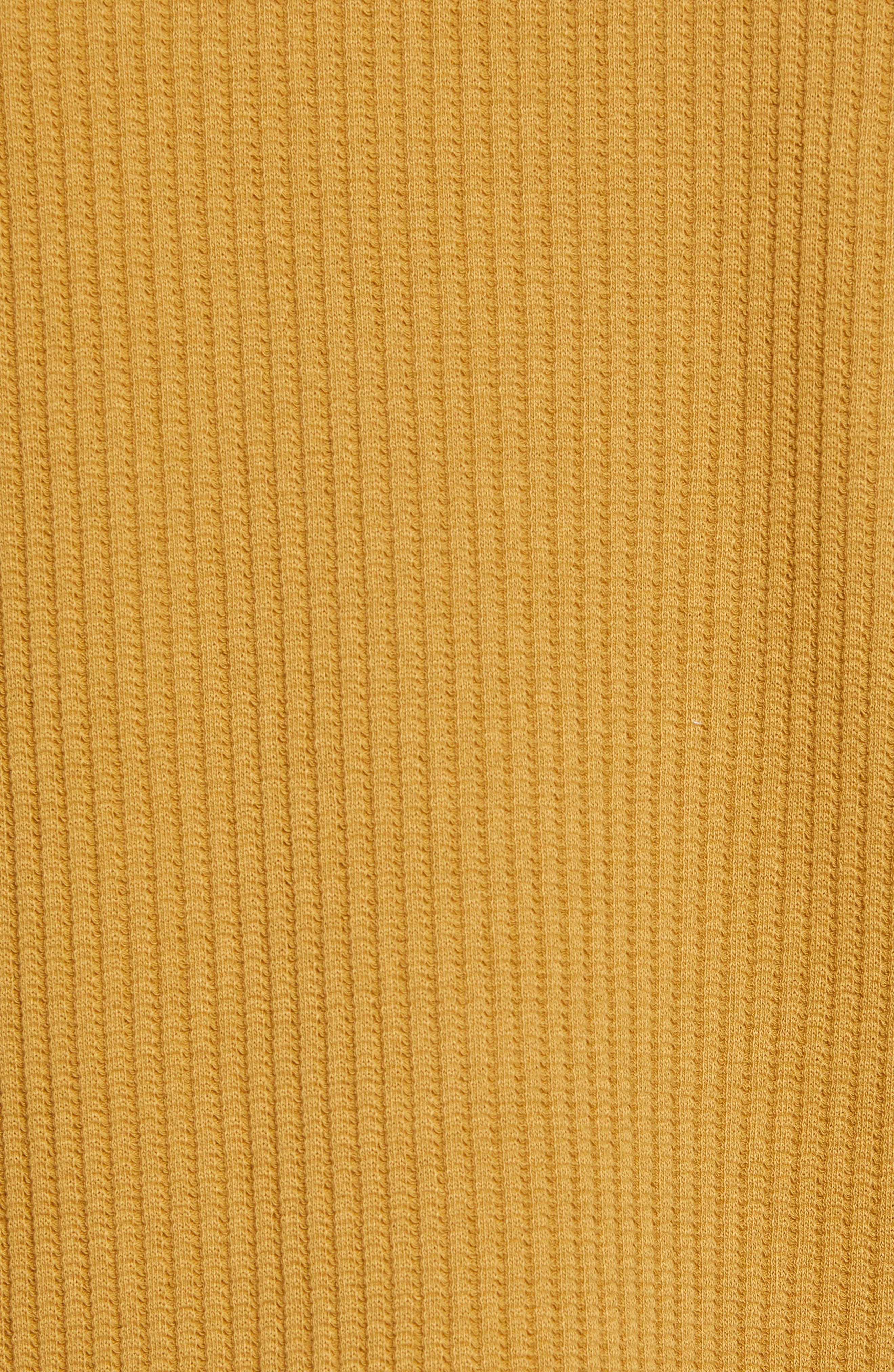Henrik Turtleneck Sweater,                             Alternate thumbnail 5, color,                             BURNT KHAKI