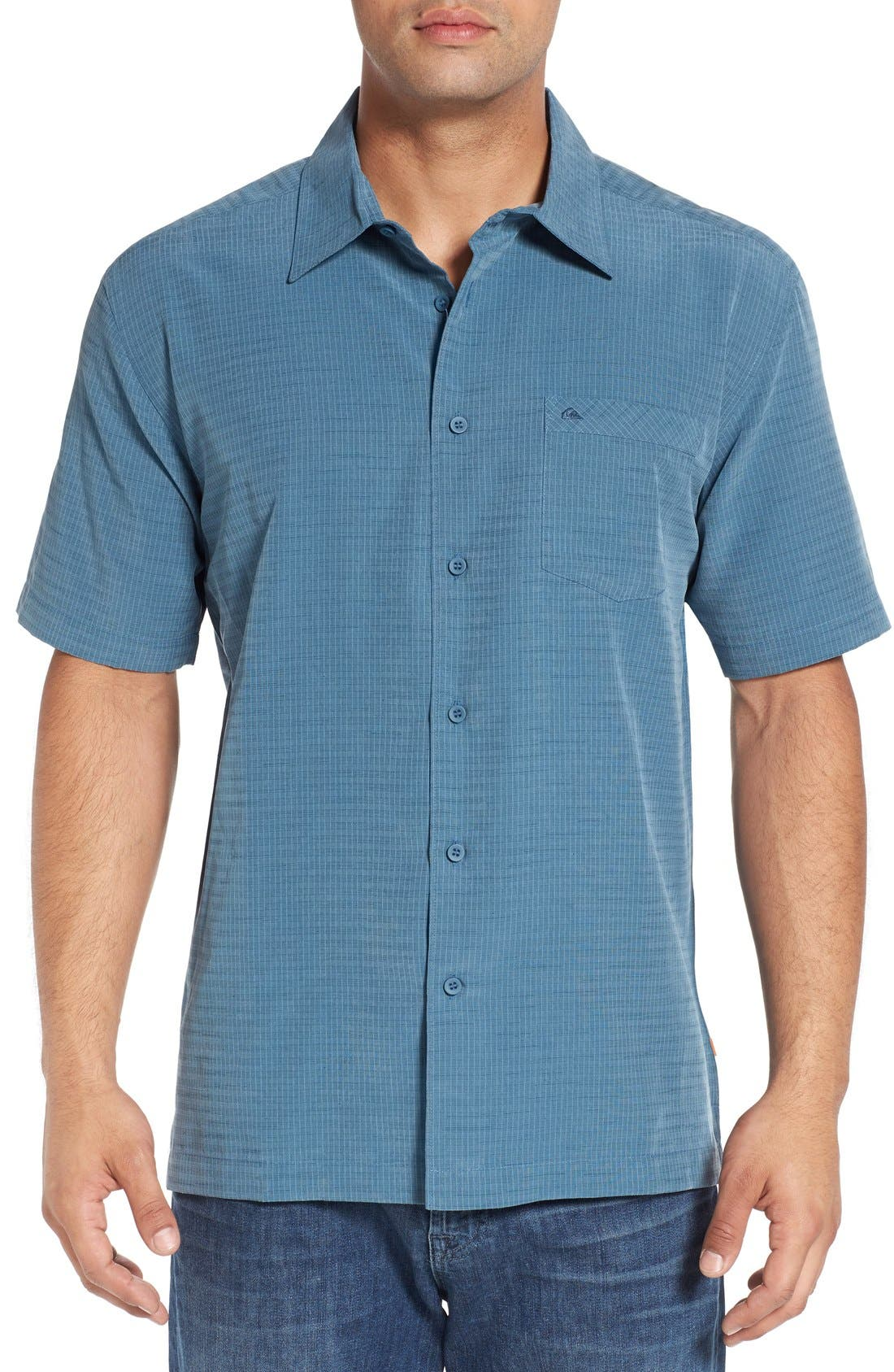 'Centinela 4' Short Sleeve Sport Shirt,                             Main thumbnail 13, color,
