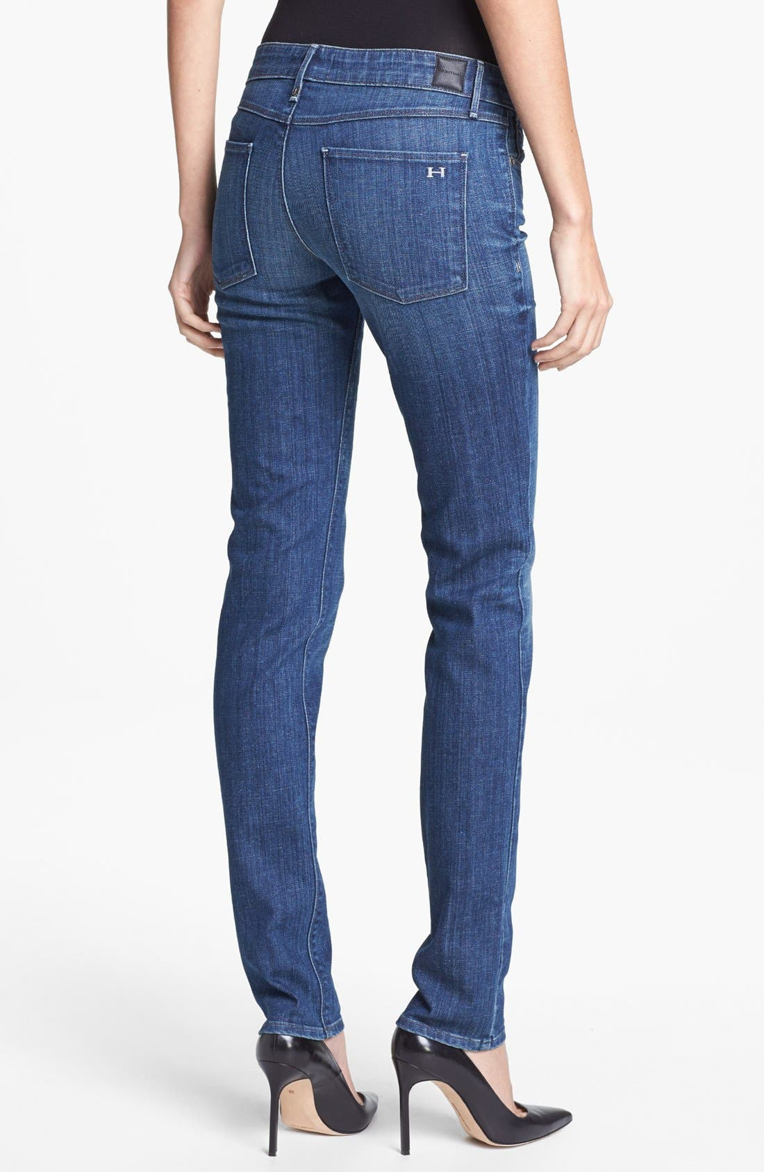 'Alice' Skinny Stretch Jeans,                             Alternate thumbnail 3, color,                             480