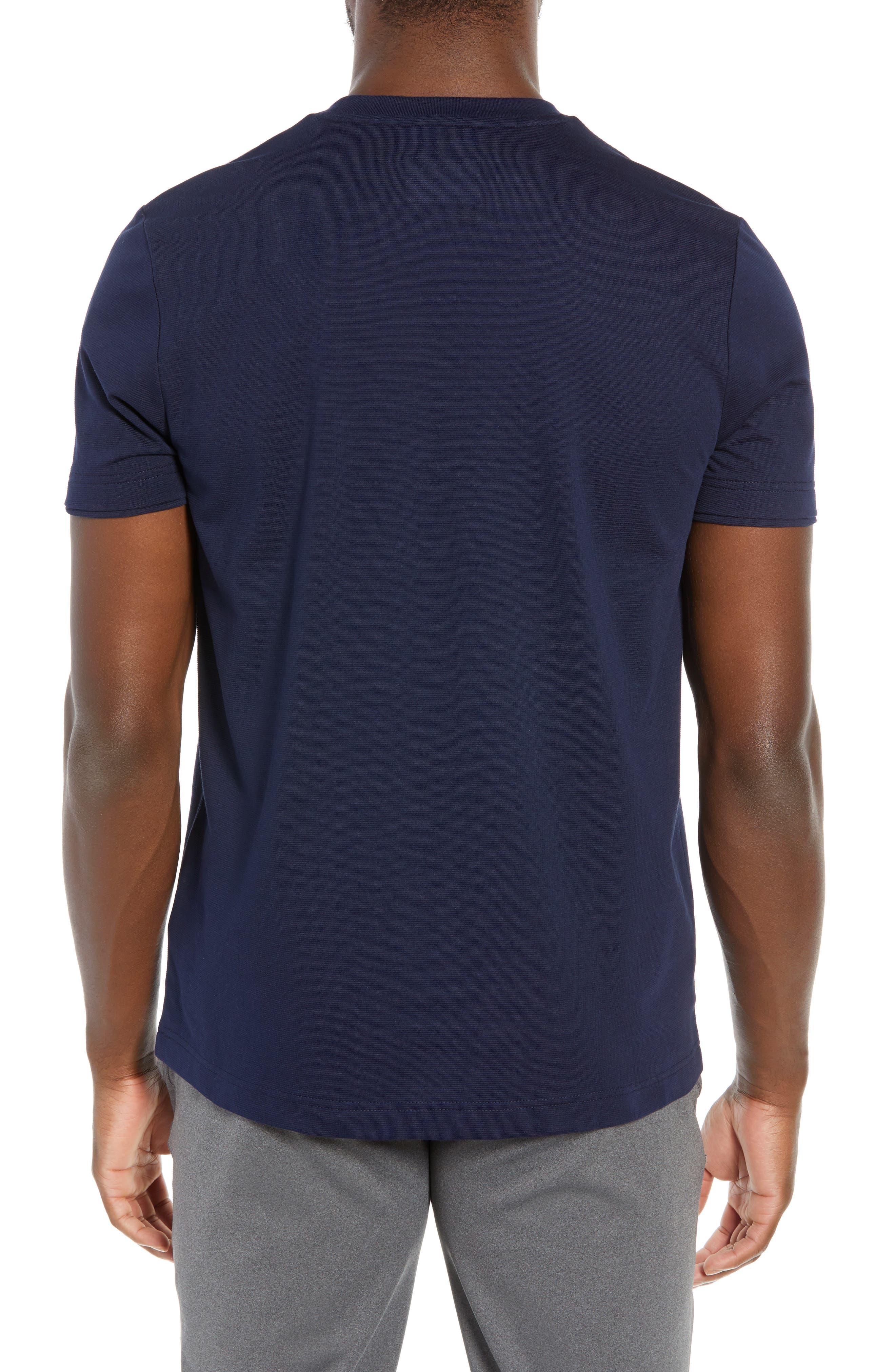Sport Regular Fit Cotton Tennis T-Shirt,                             Alternate thumbnail 2, color,                             415