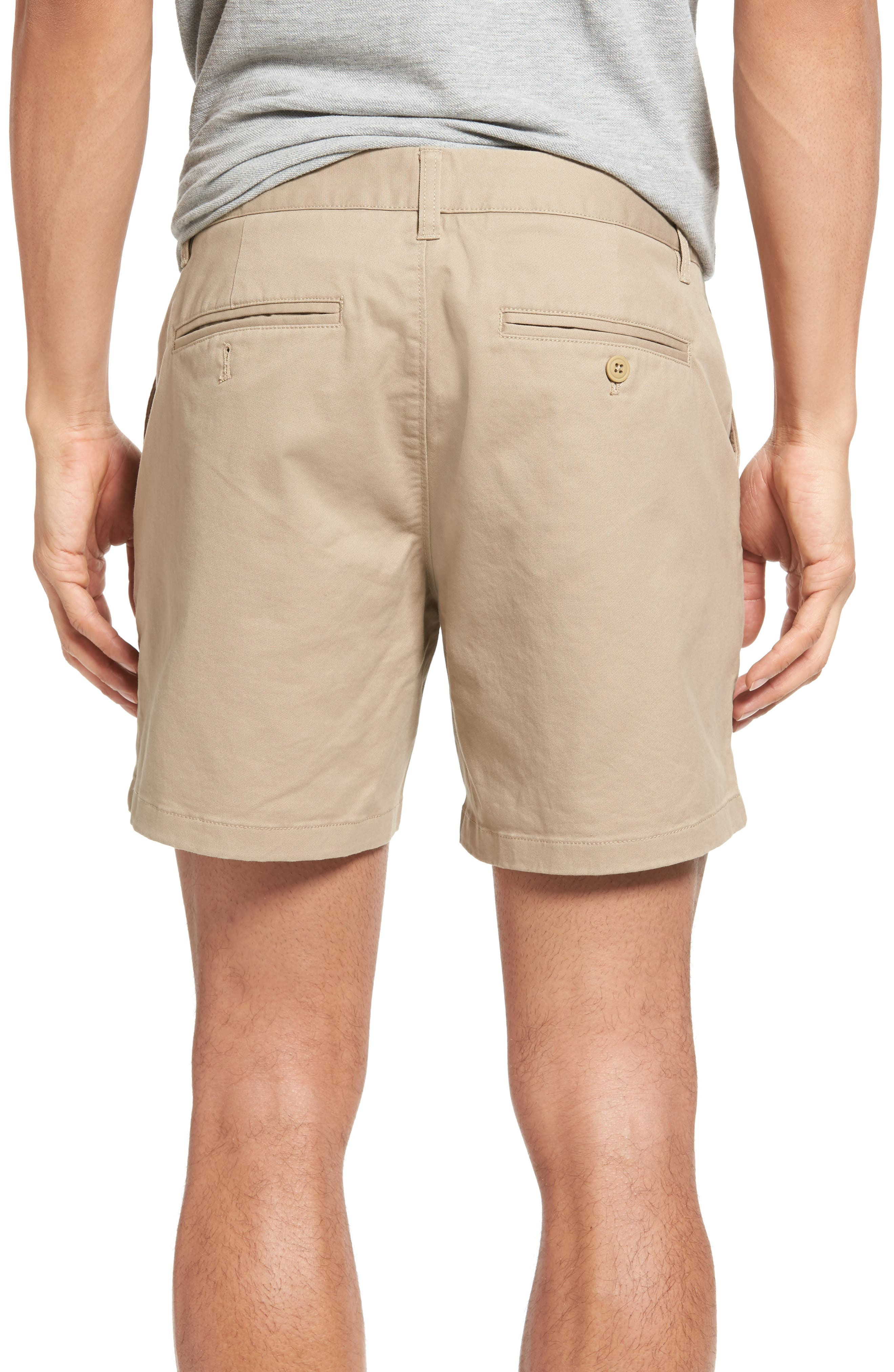 Stretch Washed Chino 5-Inch Shorts,                             Alternate thumbnail 50, color,