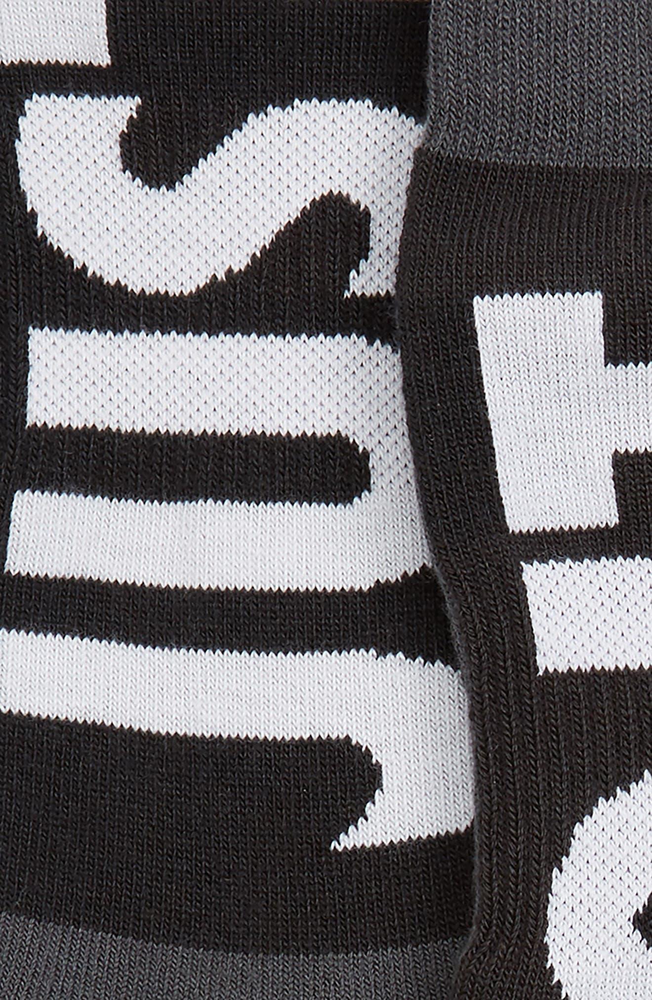 2-Pack No-Show Liner Socks,                             Alternate thumbnail 2, color,                             001
