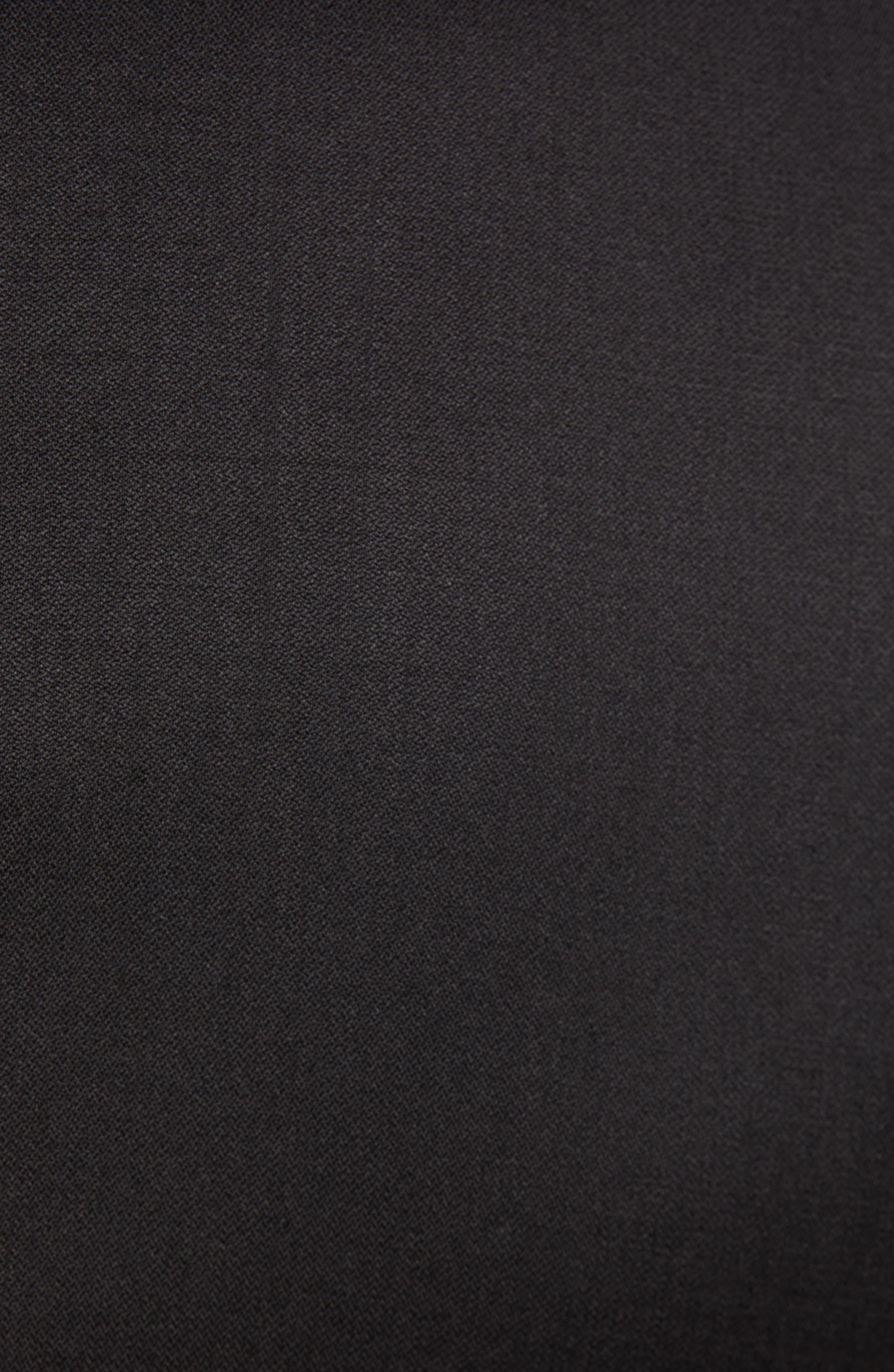 Aldon Extra Slim Fit Blazer,                             Alternate thumbnail 5, color,                             BLACK