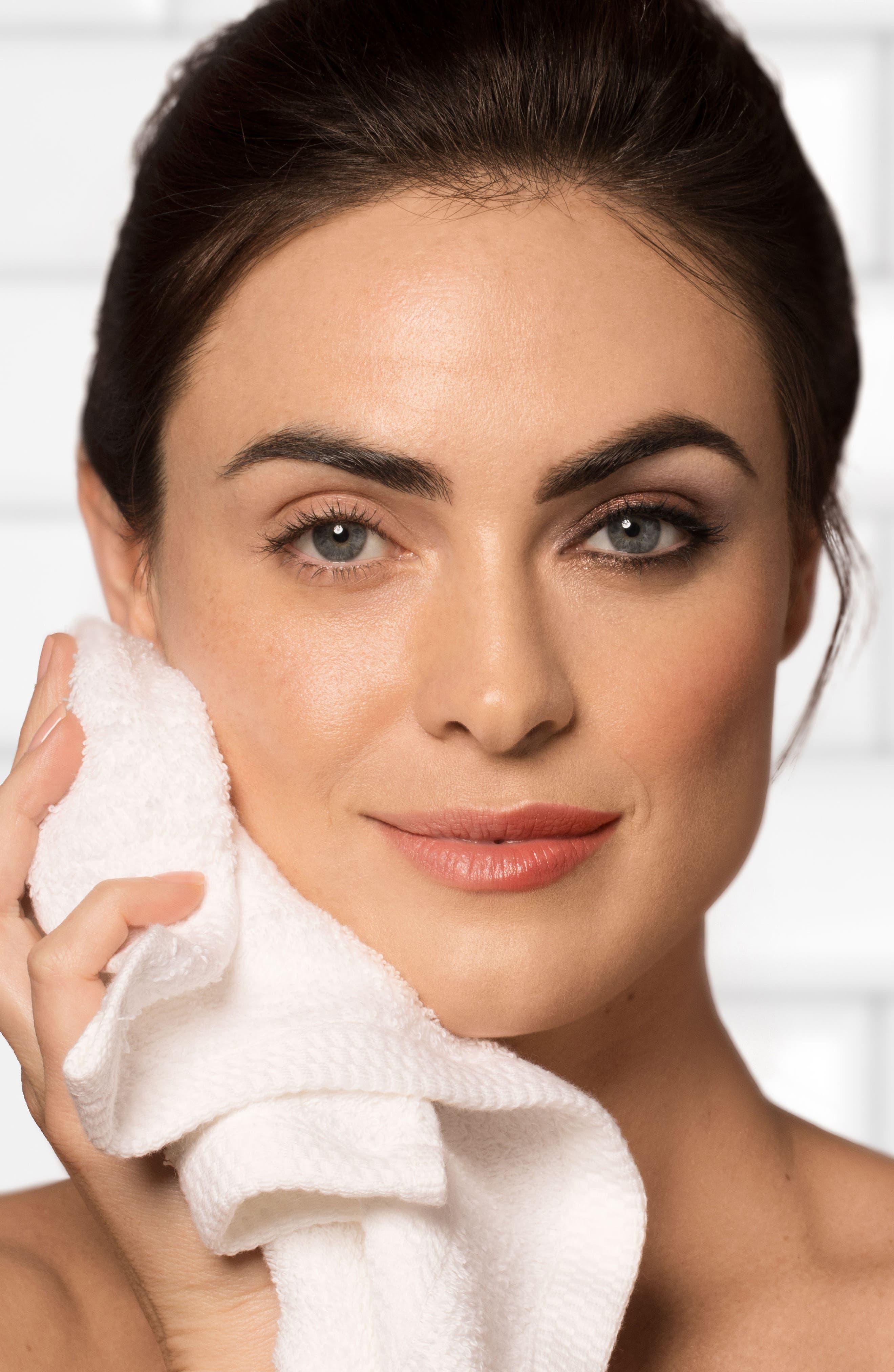 Cold Cream Moisturizing Cleanser + Makeup Remover,                             Alternate thumbnail 4, color,                             NO COLOR