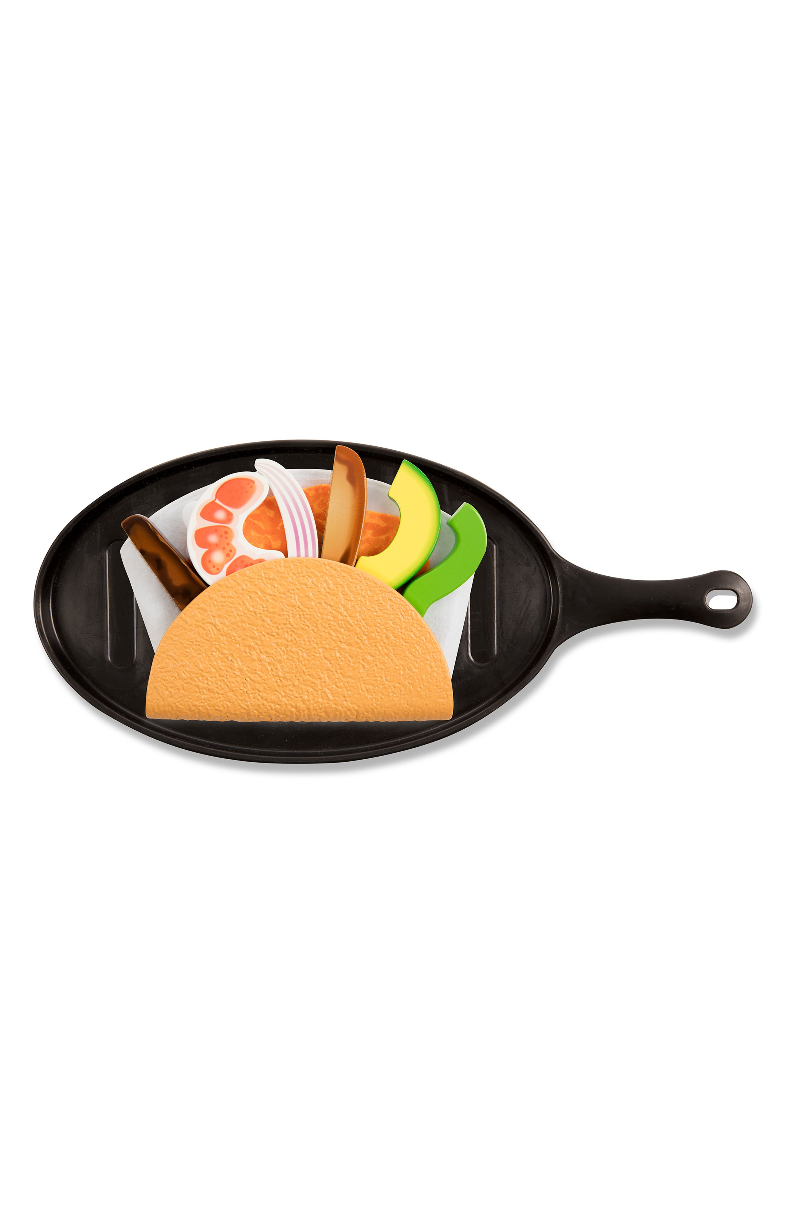 MELISSA & DOUG,                             Fill & Fold Taco & Tortilla Set,                             Alternate thumbnail 6, color,                             960