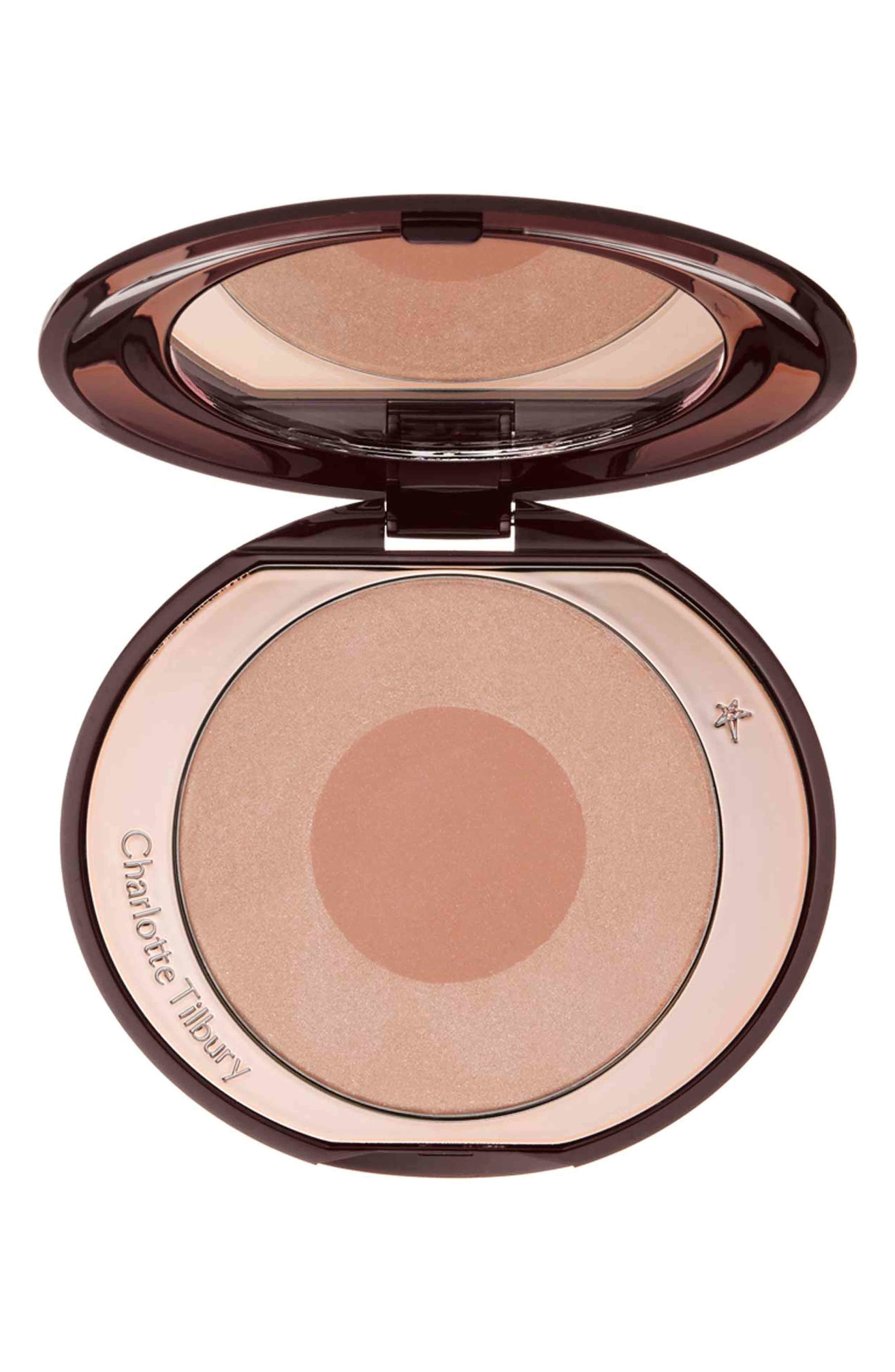 Cheek to Chic Blush,                         Main,                         color, FIRST LOVE