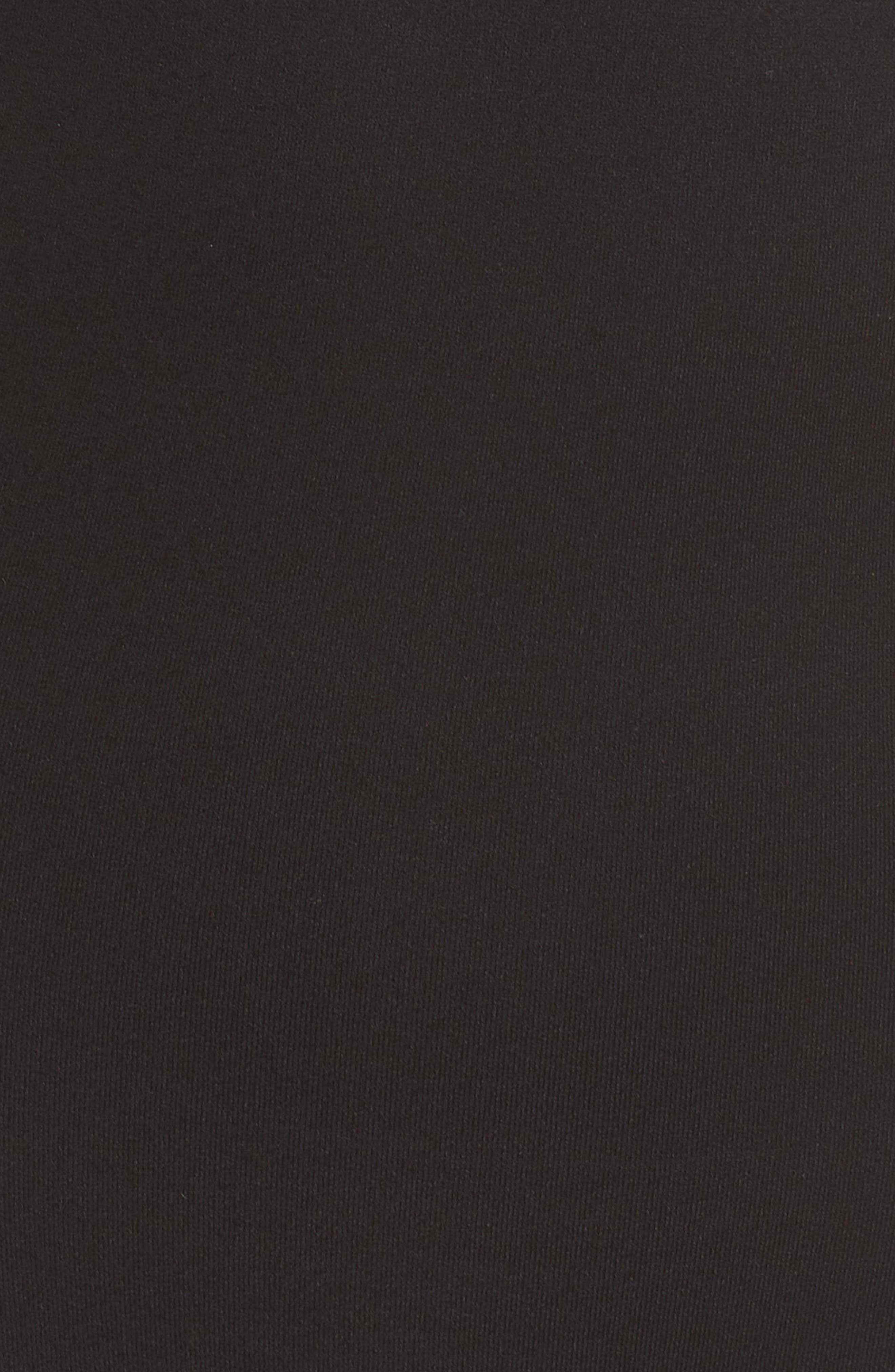 Active Compression Unitard,                             Alternate thumbnail 6, color,                             BLACK