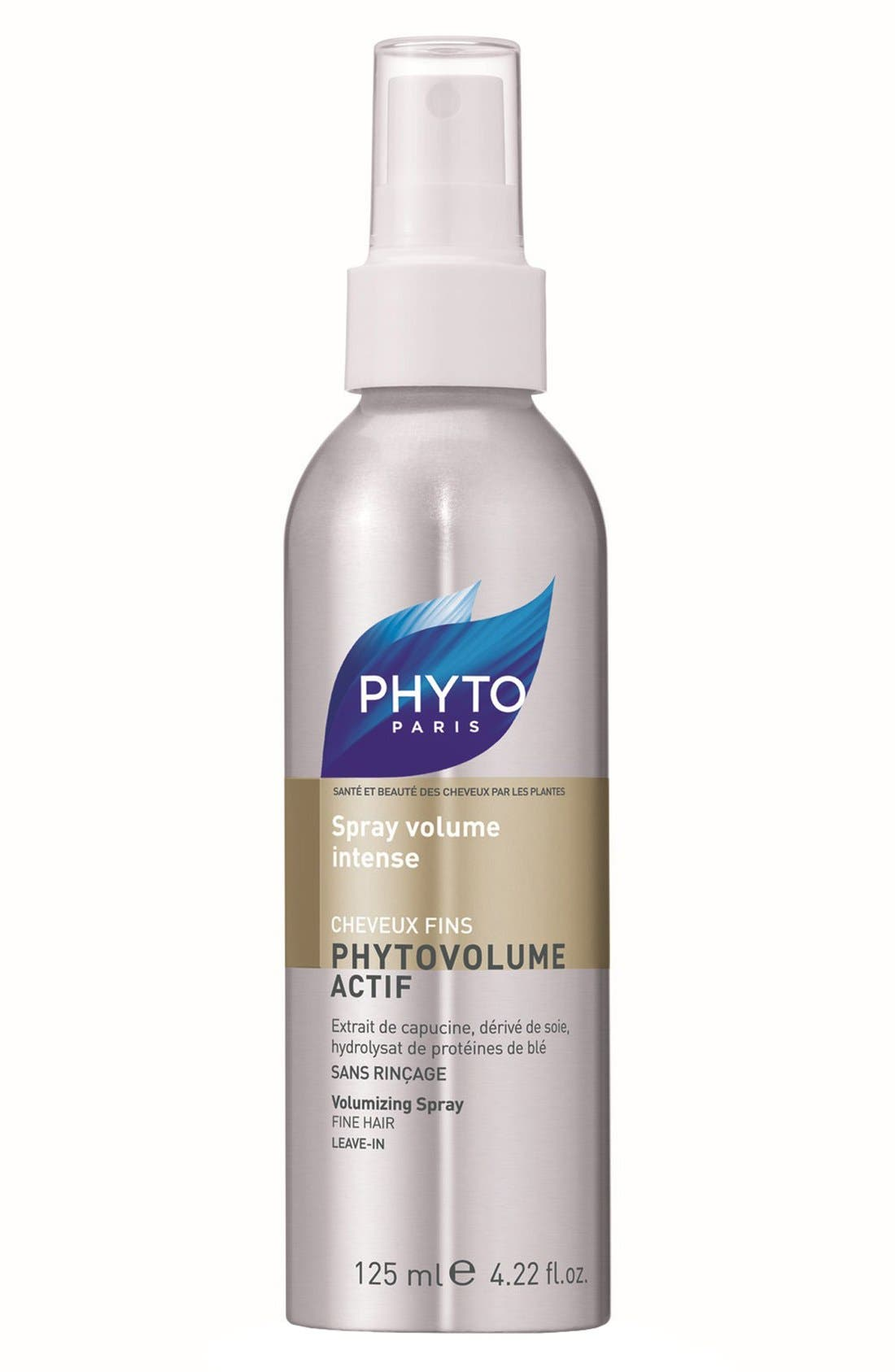 Phytovolume Actif Volumizer Spray,                             Main thumbnail 1, color,                             NO COLOR