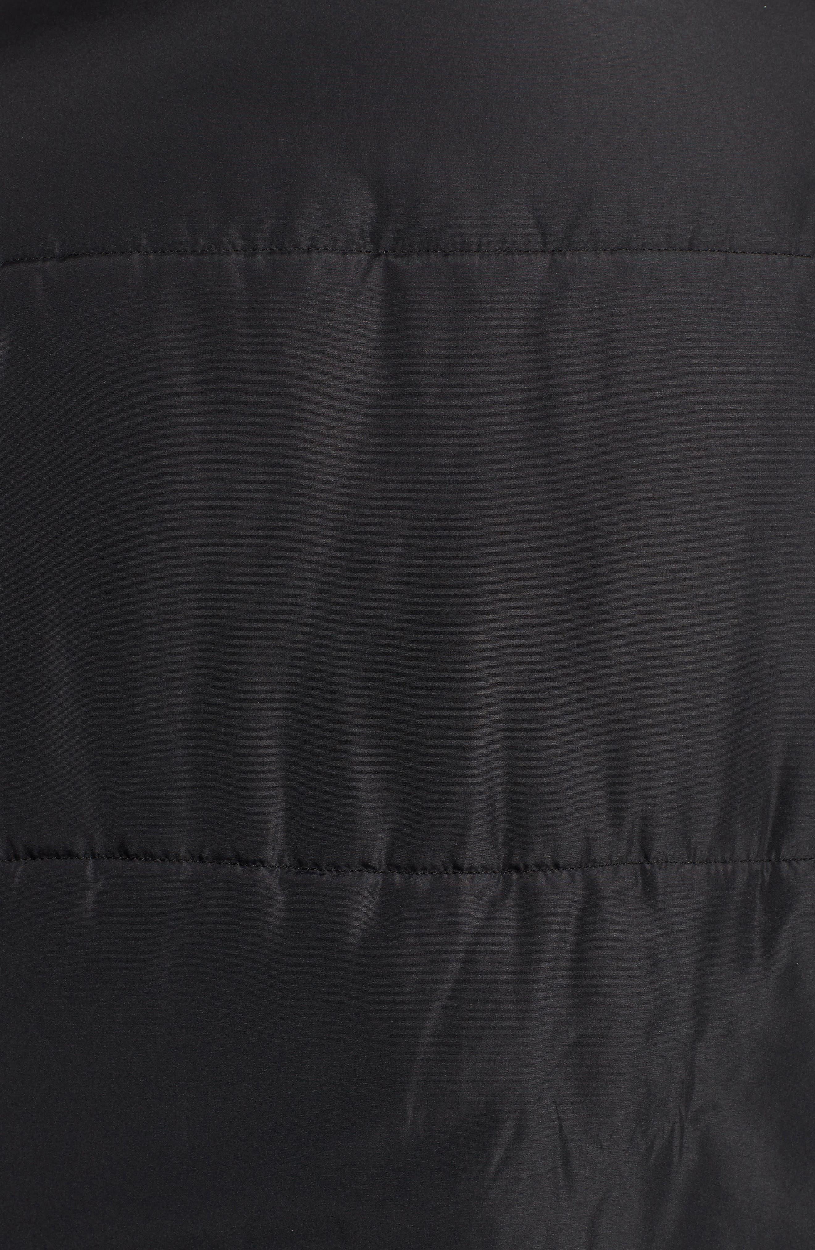 Eezeh Puffer Coat,                             Alternate thumbnail 7, color,                             001