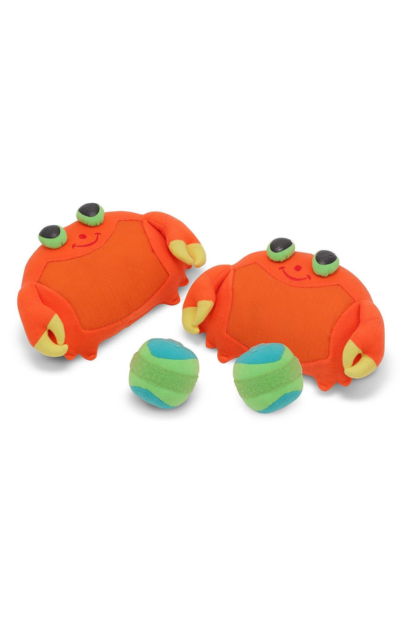 Clicker Crab Toss & Grip,                         Main,                         color, 800
