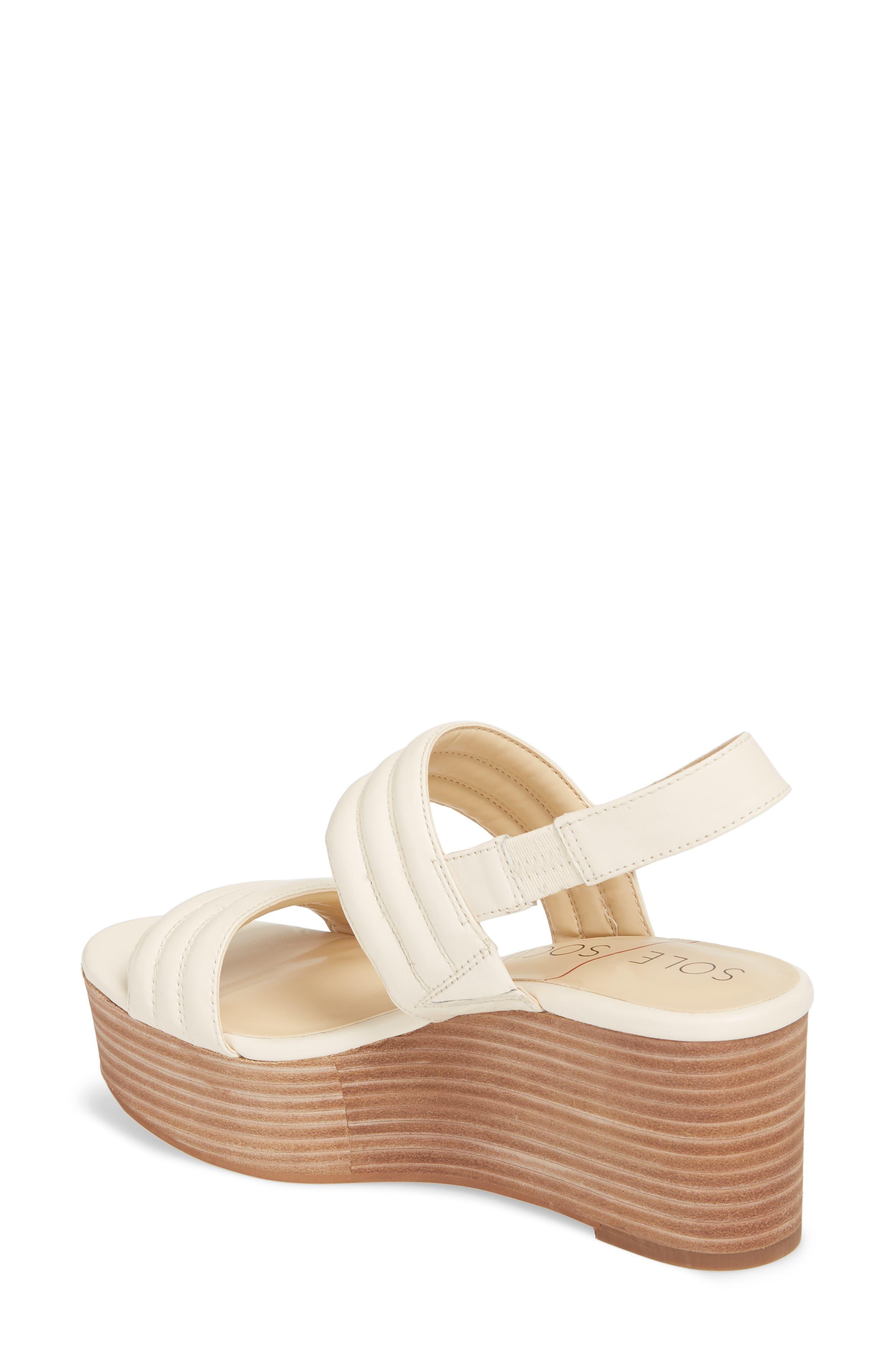 Amberly Platform Sandal,                             Alternate thumbnail 7, color,