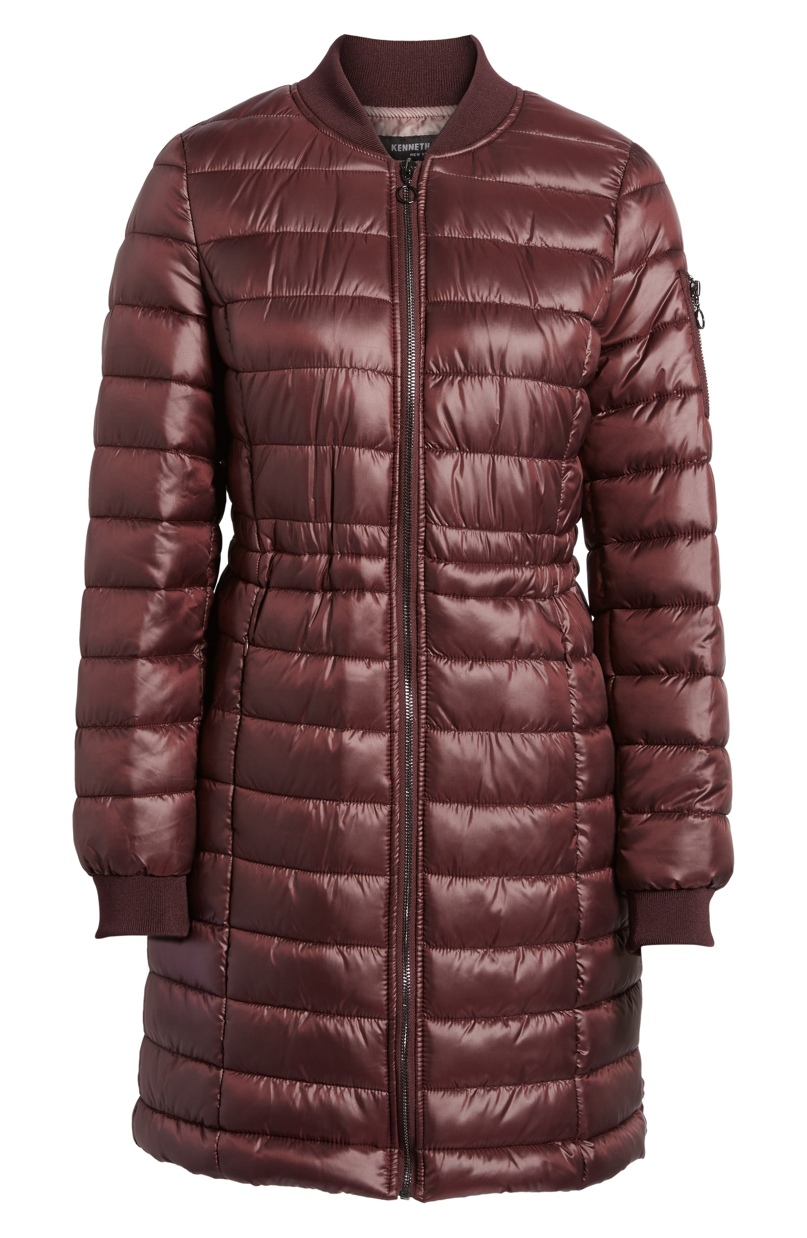 Lightweight Quilted Puffer Coat,                             Alternate thumbnail 20, color,