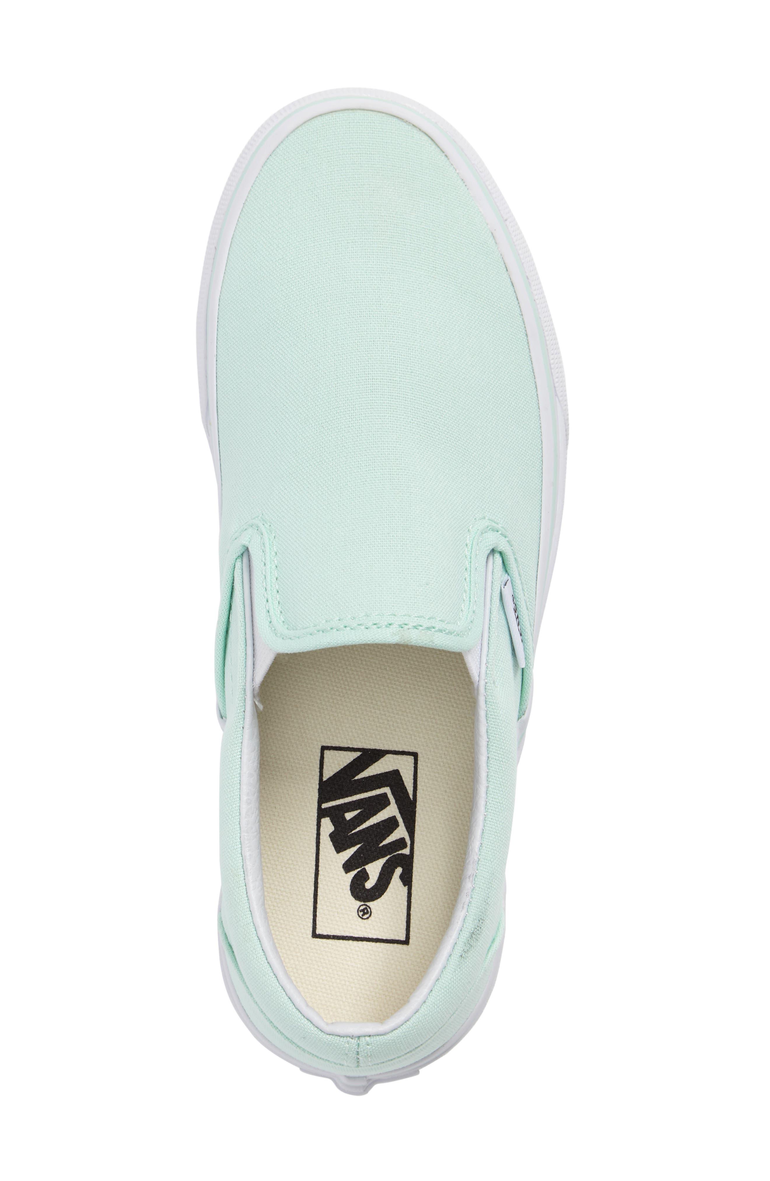 Classic Slip-On Sneaker,                             Alternate thumbnail 404, color,