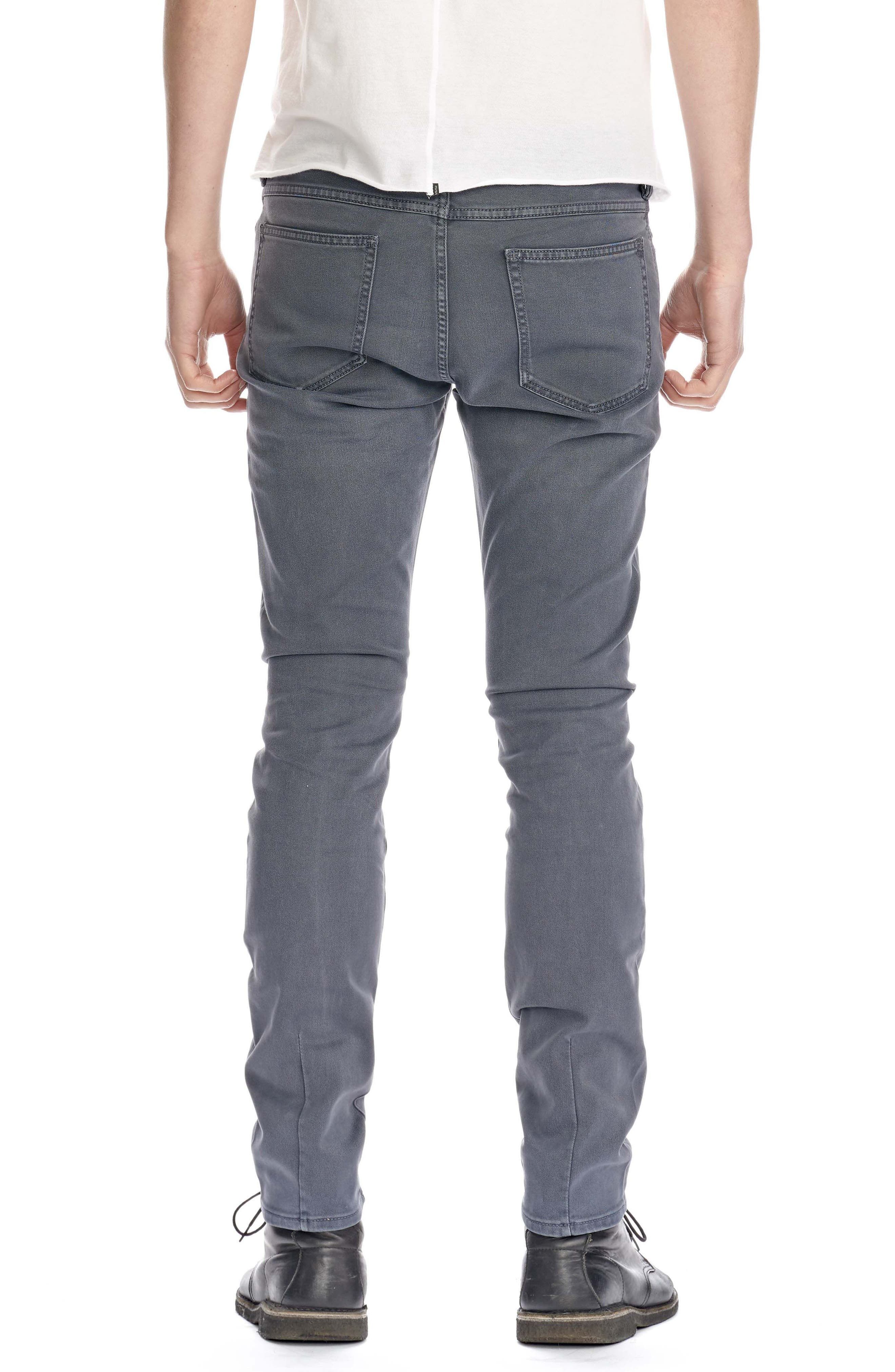 Iggy Skinny Fit Jeans,                             Alternate thumbnail 2, color,                             020