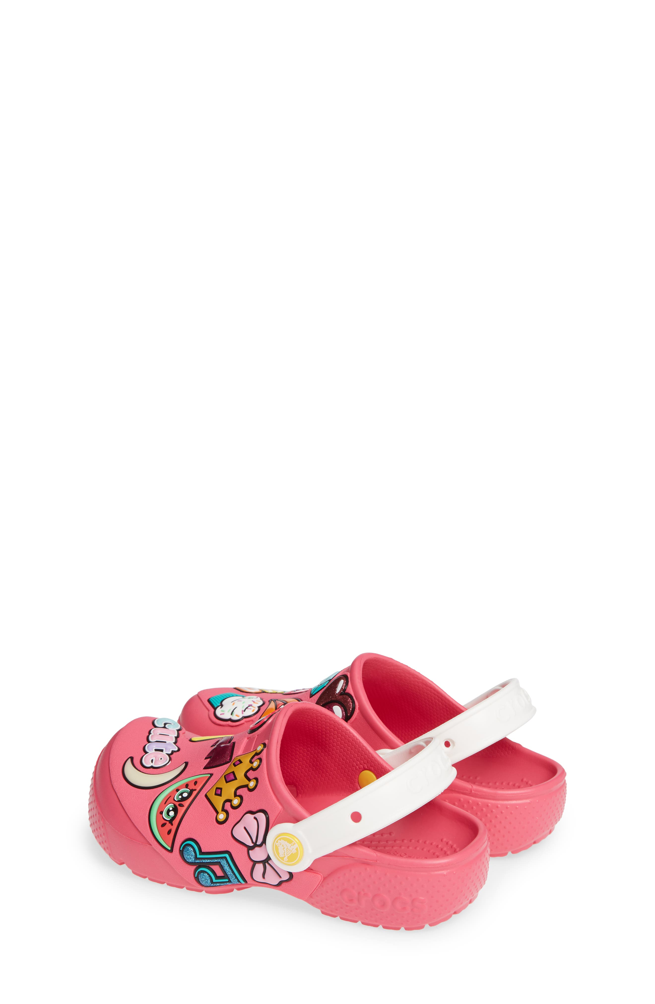 Playful Patches Slip-On,                             Alternate thumbnail 3, color,                             PARADISE PINK