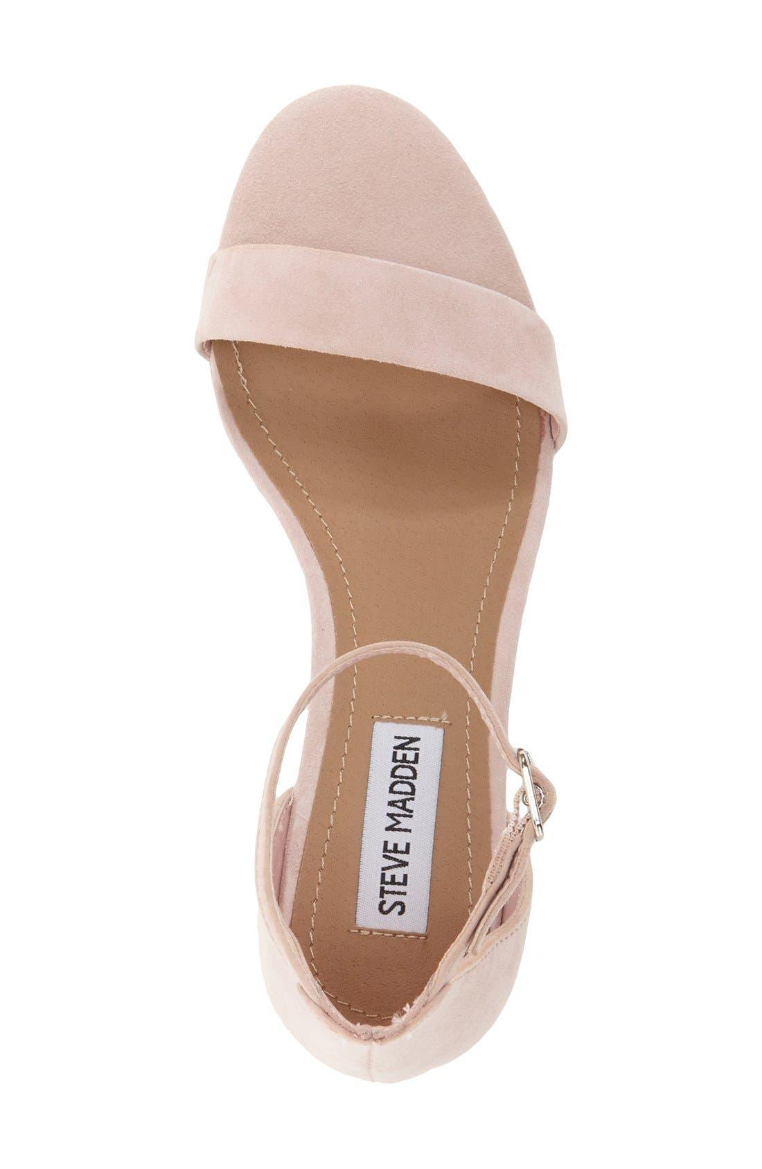 Irenee Ankle Strap Sandal,                             Alternate thumbnail 84, color,