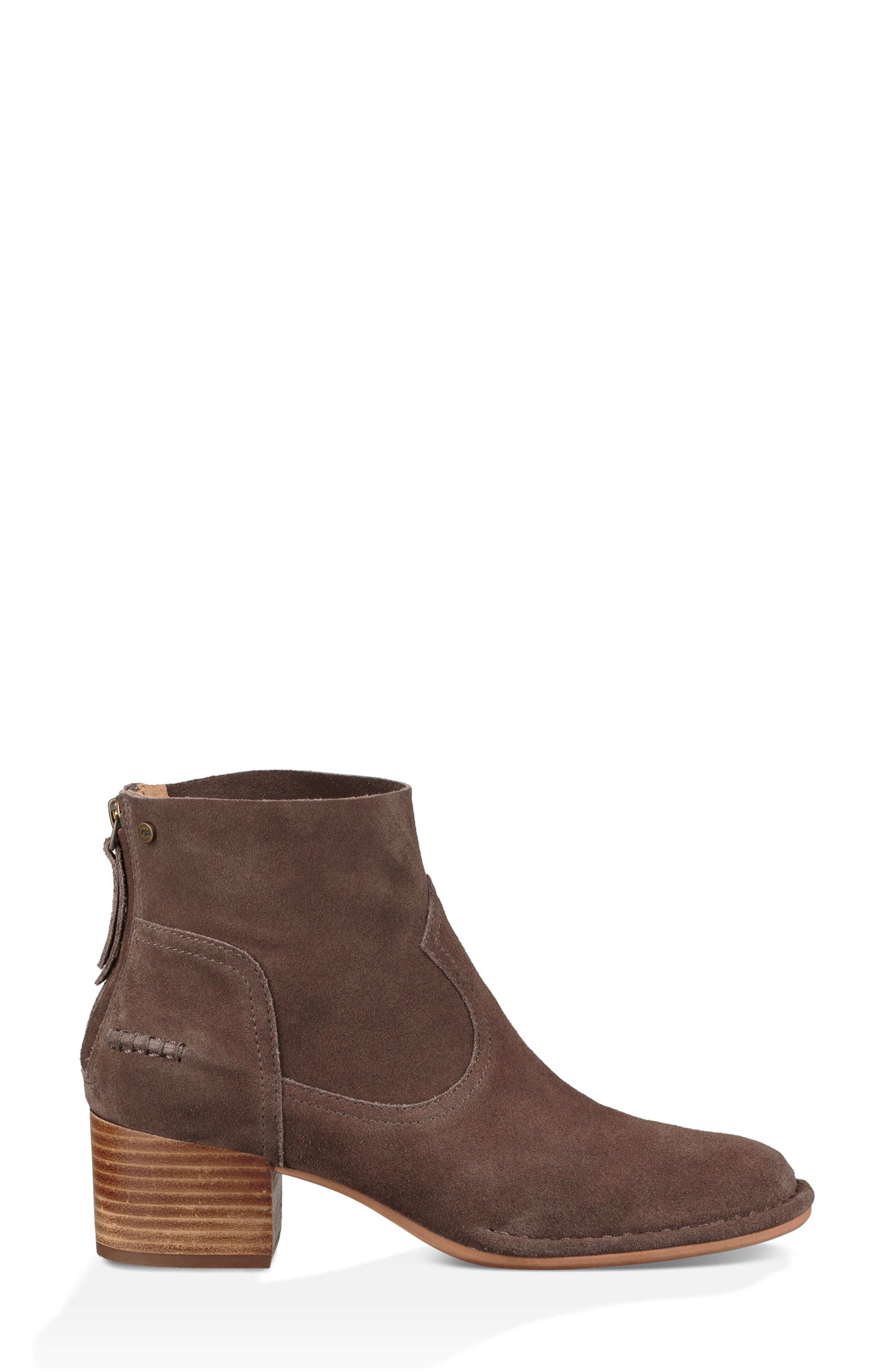 Bandera Bootie,                             Alternate thumbnail 3, color,                             MYSTERIOUS