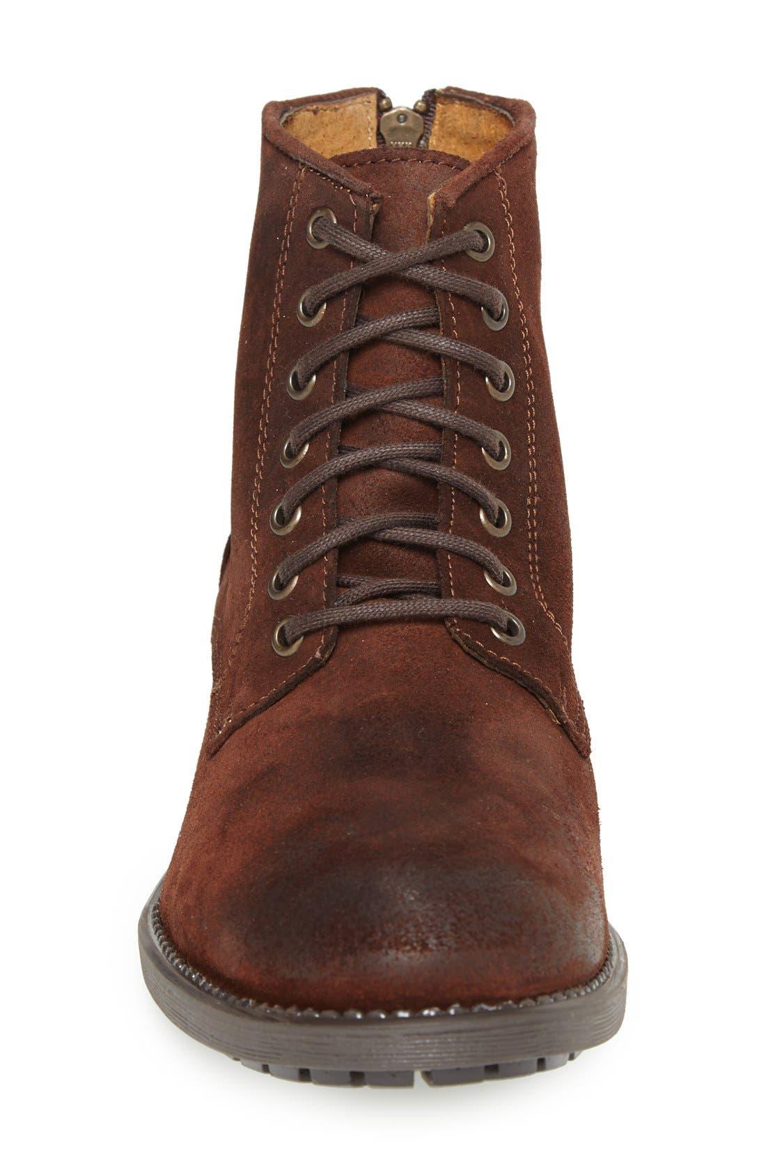 Plain Toe Boot,                             Alternate thumbnail 4, color,                             200
