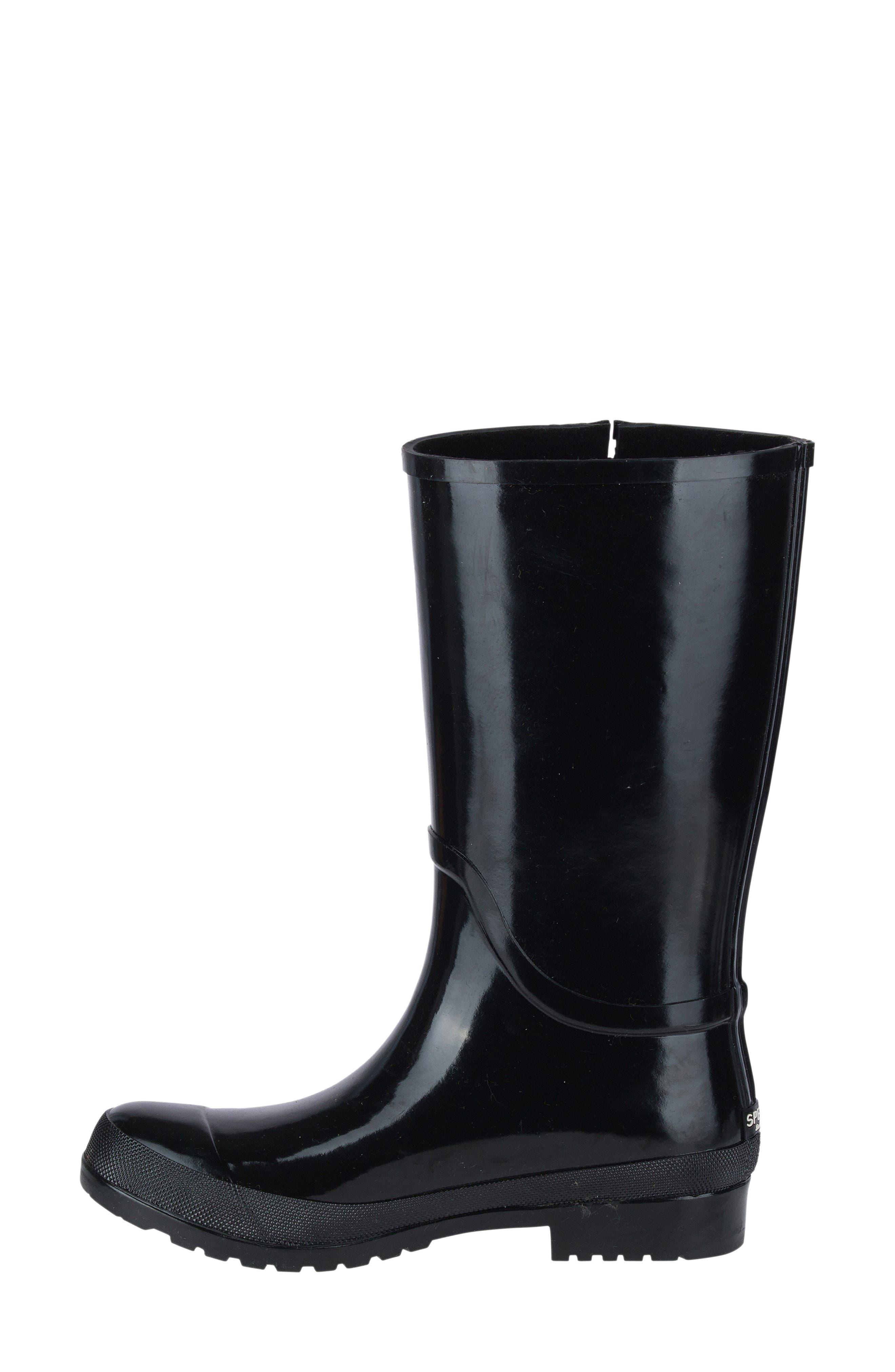 Walker Rain Boot,                             Alternate thumbnail 3, color,                             001
