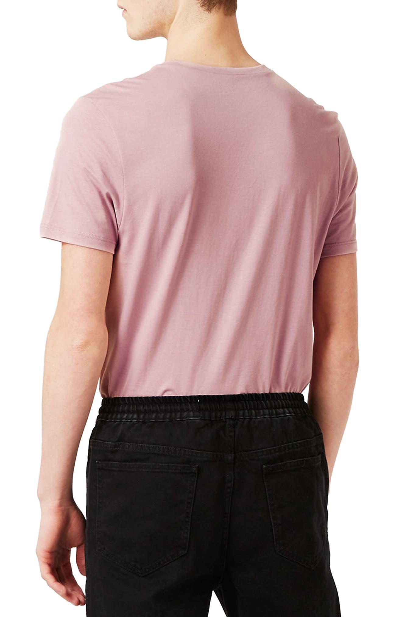 Slim Fit Crewneck T-Shirt,                             Alternate thumbnail 172, color,