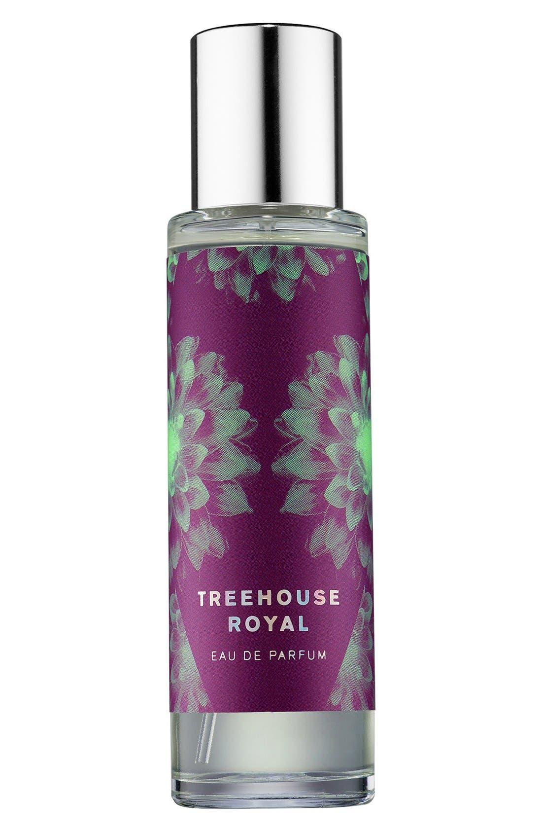'Treehouse Royal' Eau de Parfum,                             Main thumbnail 1, color,                             000