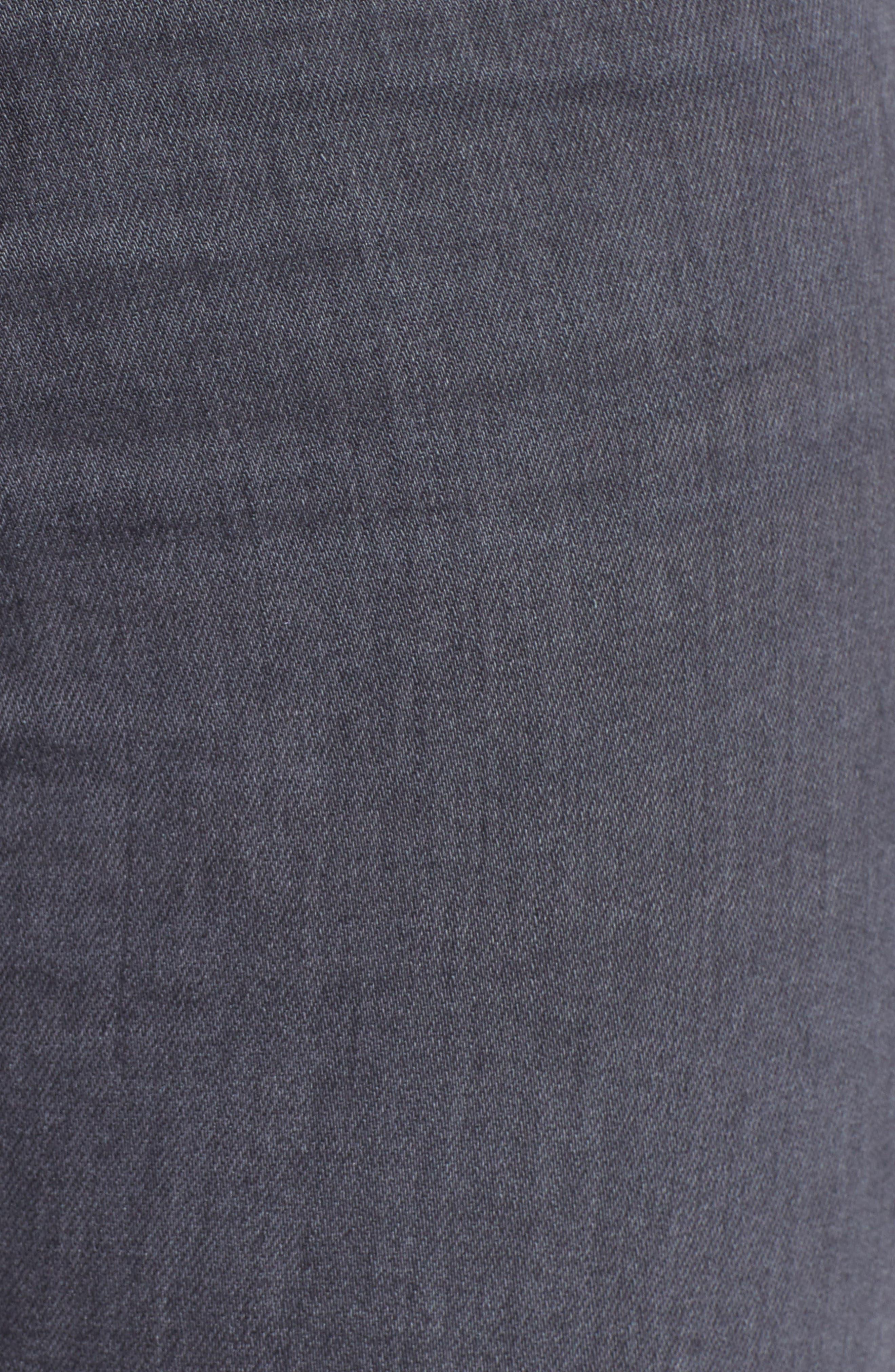 The Farrah High Waist Ankle Skinny Faux Leather Pants,                             Alternate thumbnail 16, color,