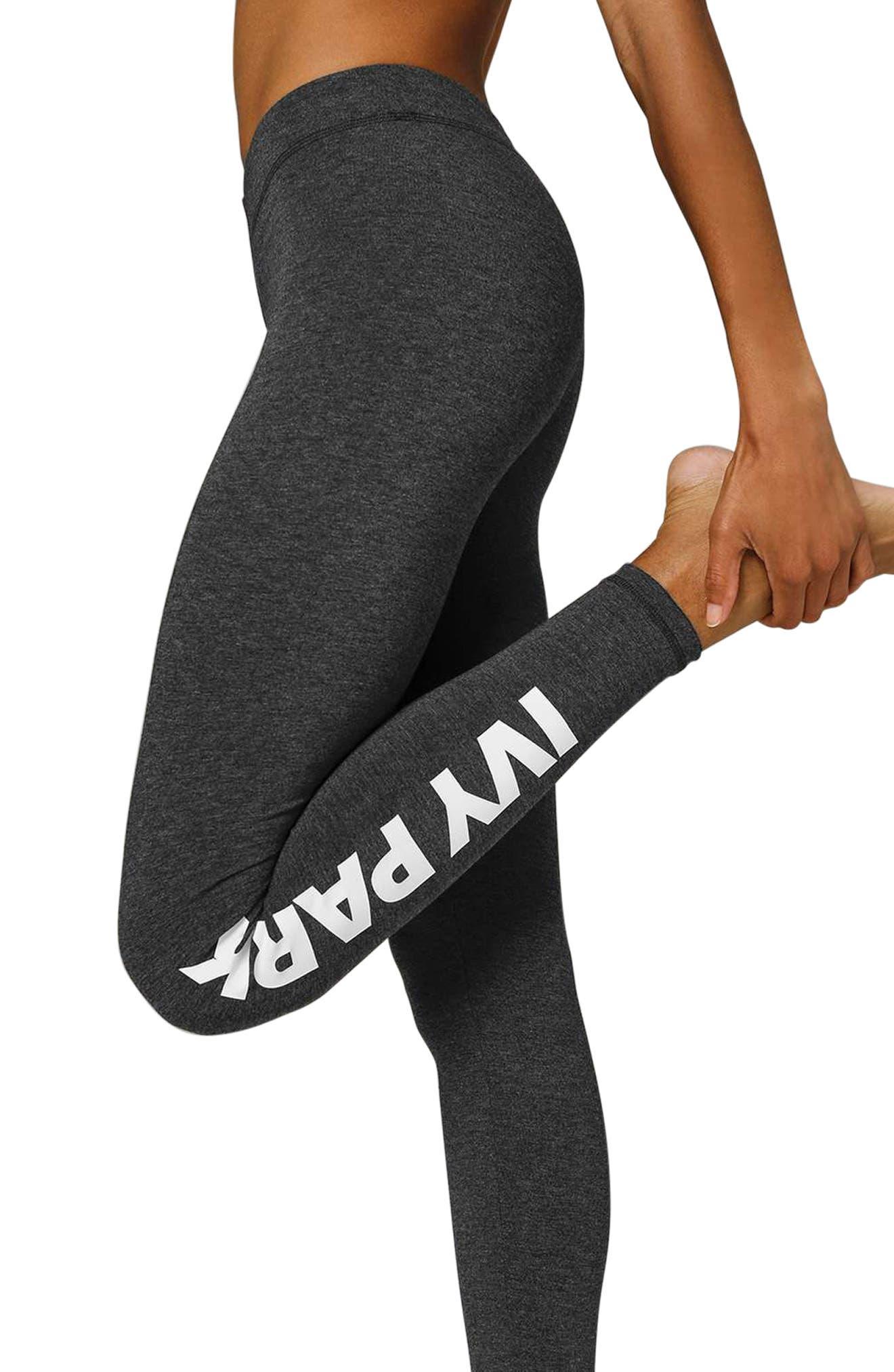 Logo Ankle Leggings,                             Alternate thumbnail 24, color,