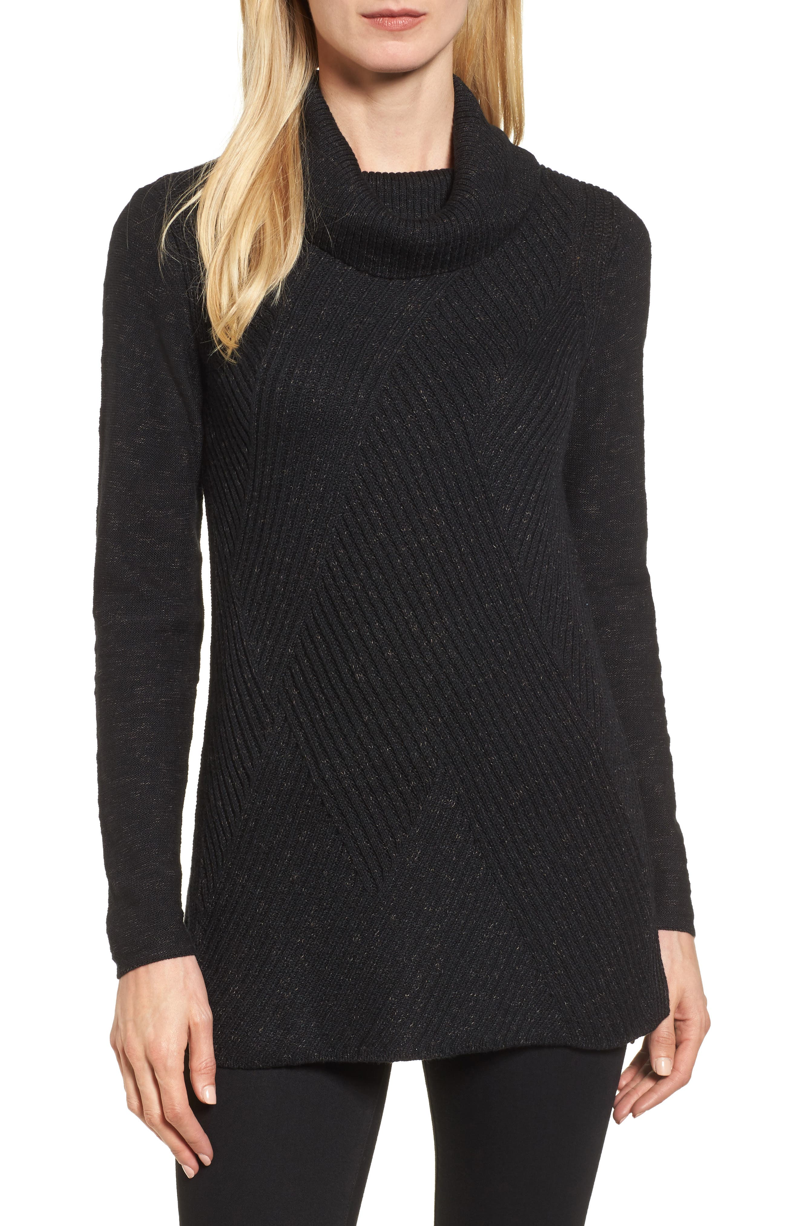 North Star Turtleneck Tunic,                         Main,                         color,