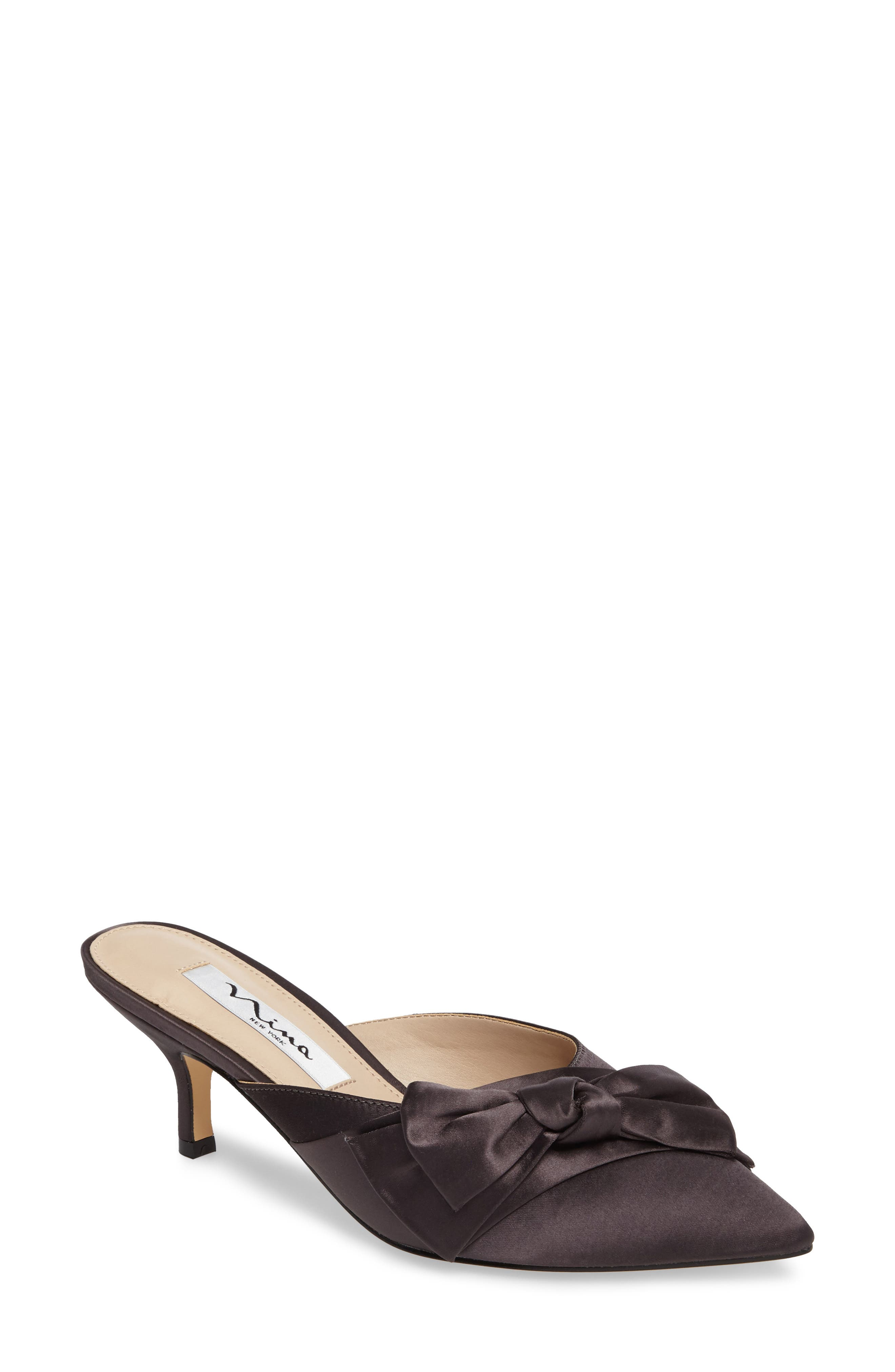 Timara Bow Mule,                         Main,                         color, 020