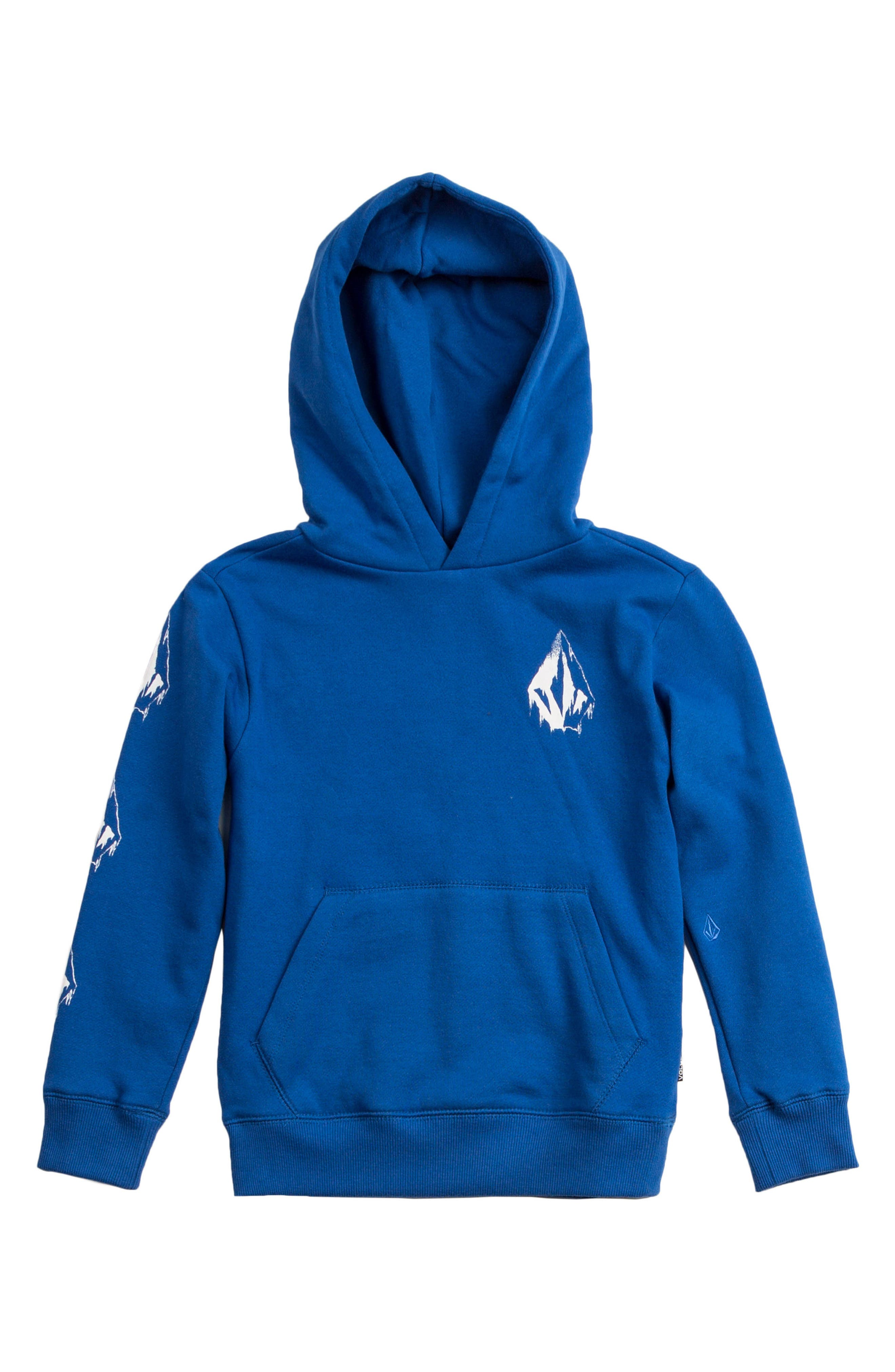 Supply Stone Graphic Pullover Hoodie,                             Main thumbnail 2, color,