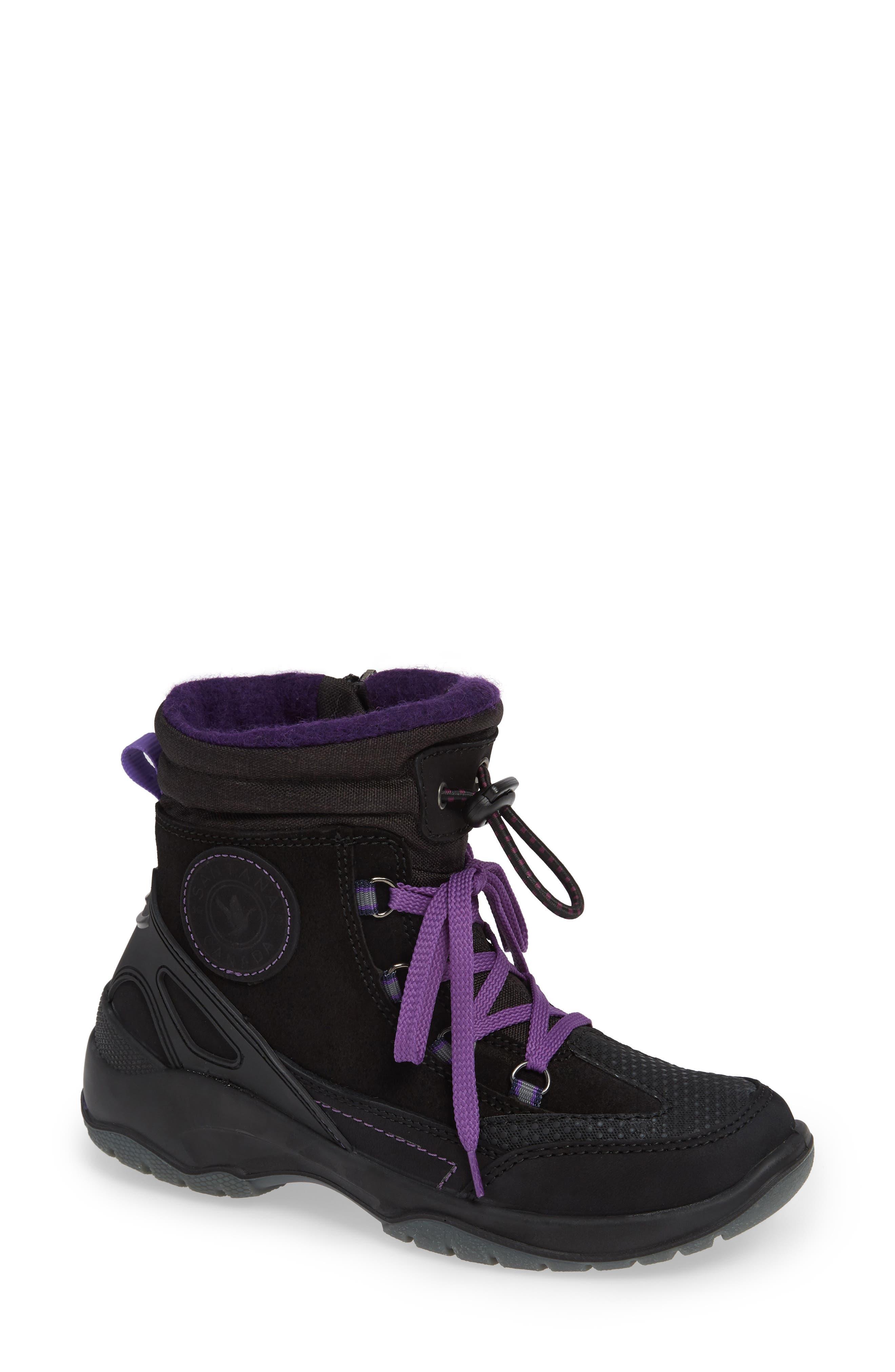 Santana Canada Torino Waterproof Insulated Lace-Up Winter Boot