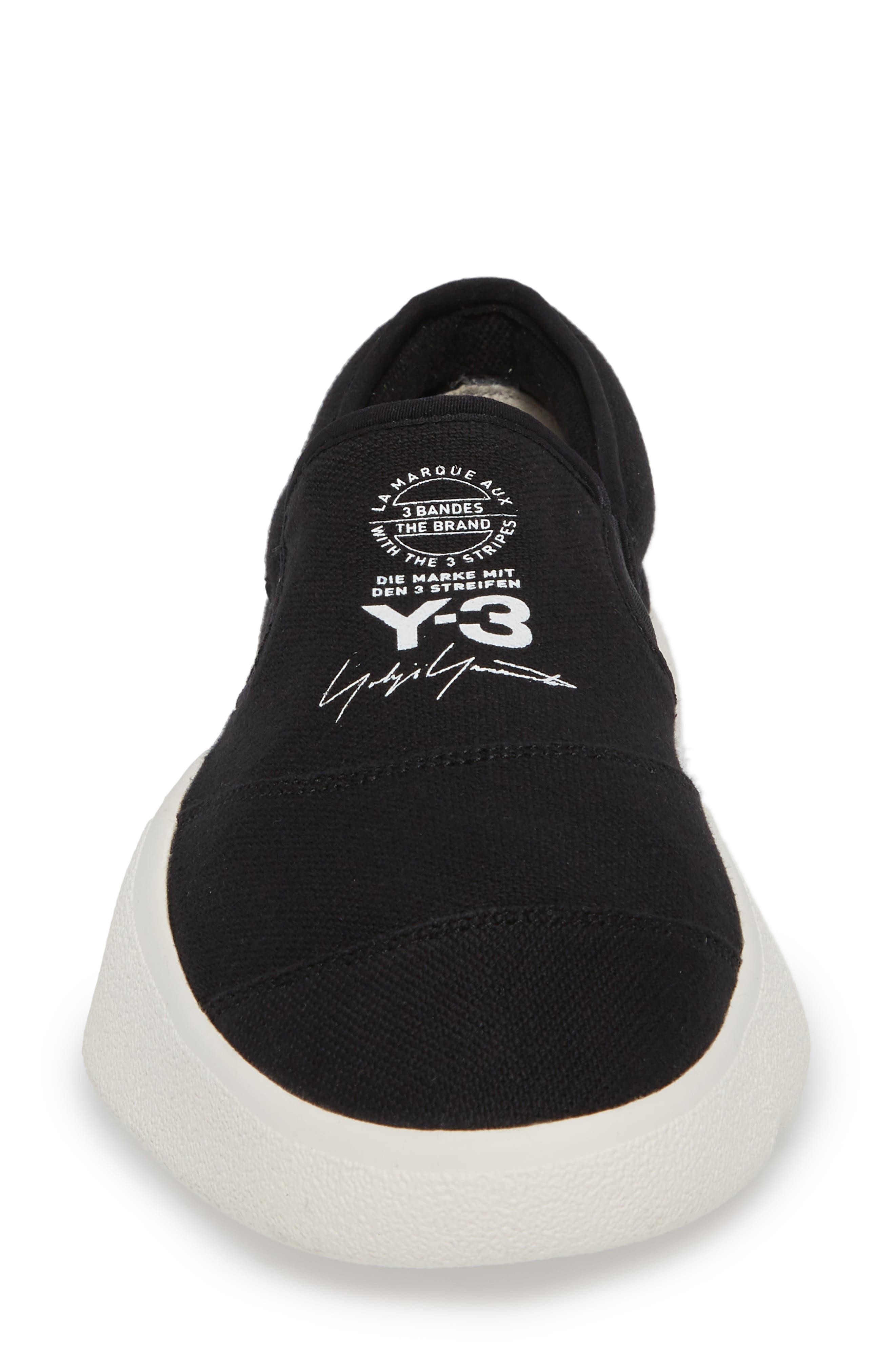 Tangutsu Slip-On Sneaker,                             Alternate thumbnail 4, color,                             001