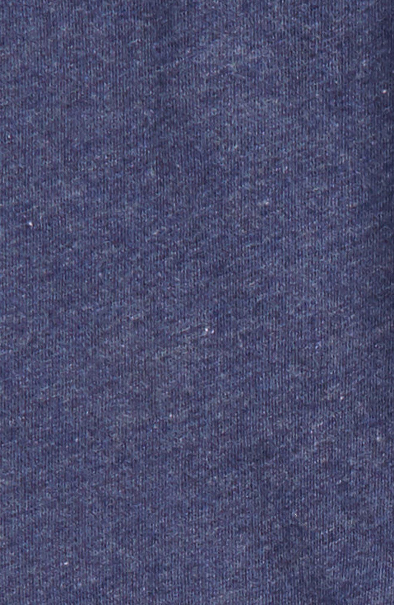 Mixed Media Hoodie & Sweatpants Set,                             Alternate thumbnail 3, color,                             415