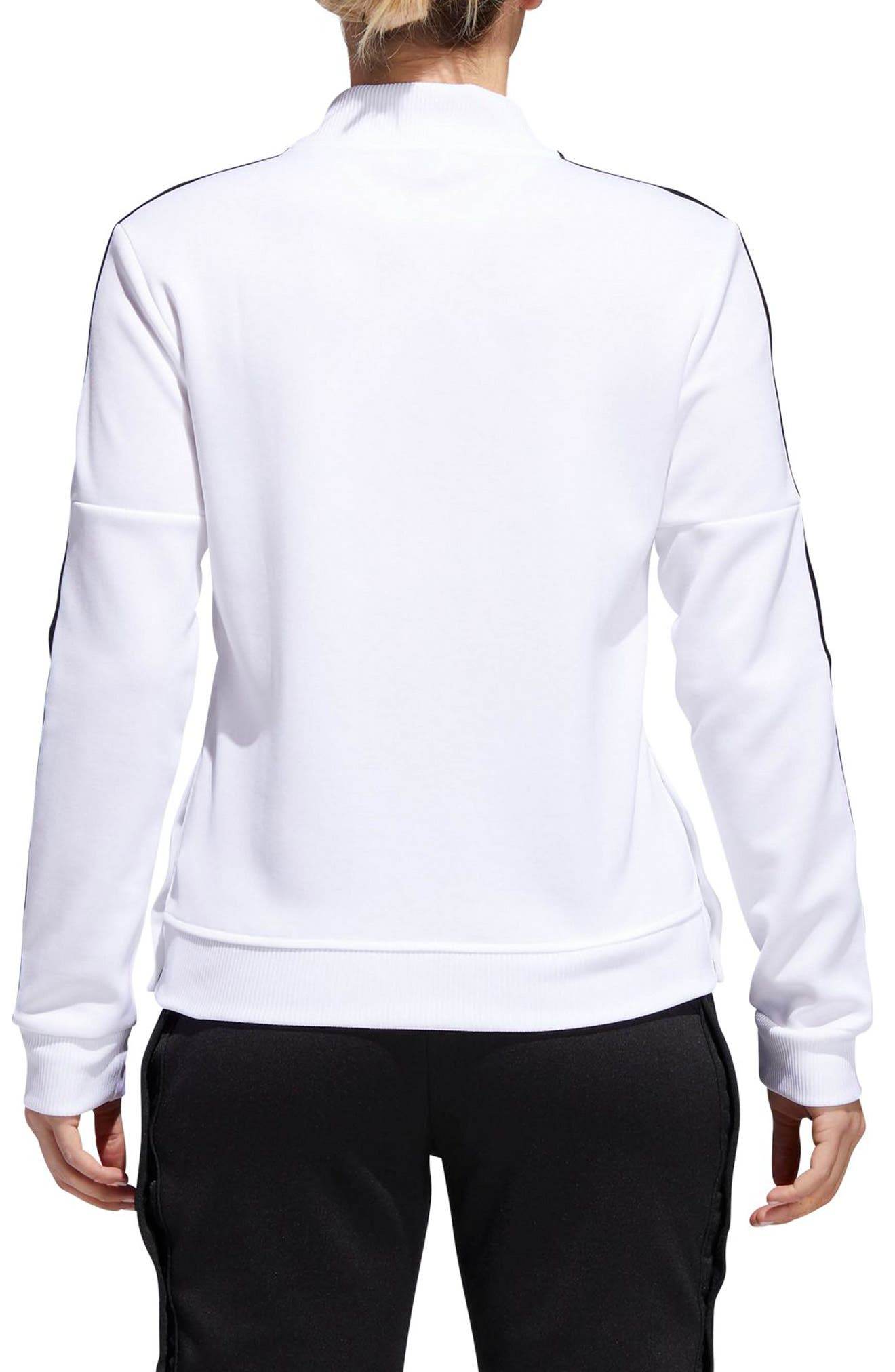 Tricot Snap It Track Jacket,                             Alternate thumbnail 2, color,                             100