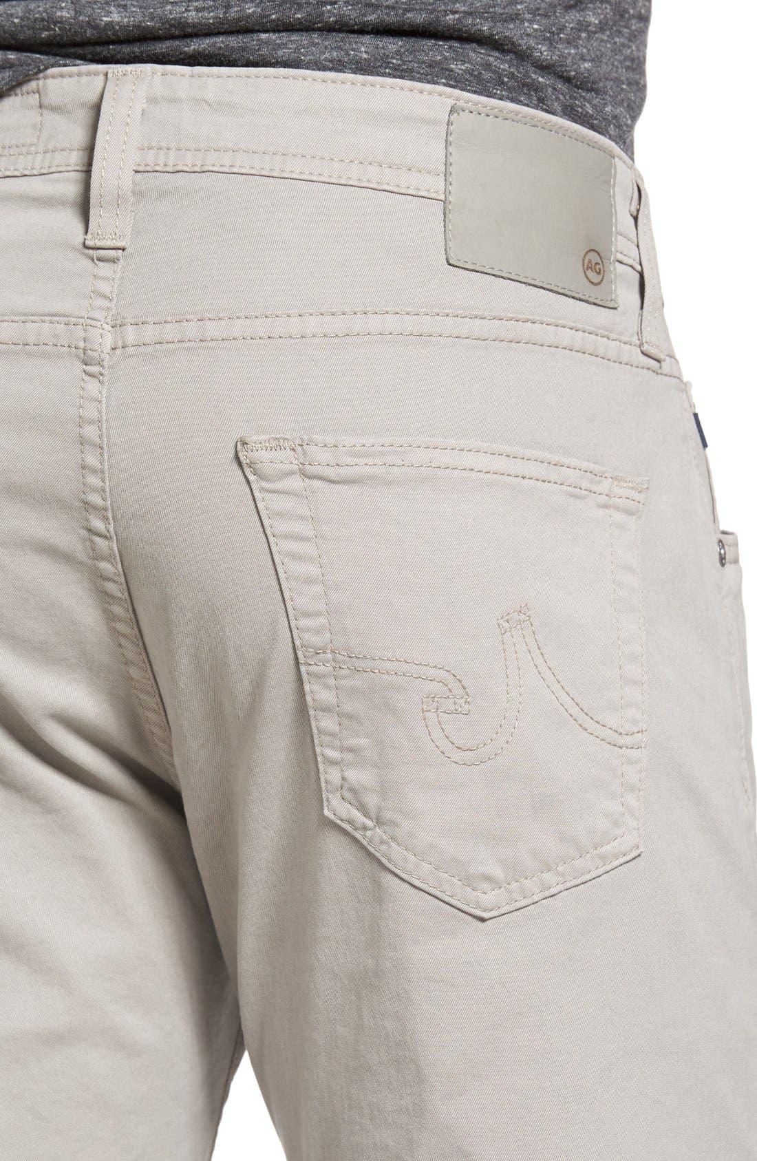 'Matchbox BES' Slim Fit Pants,                             Alternate thumbnail 161, color,
