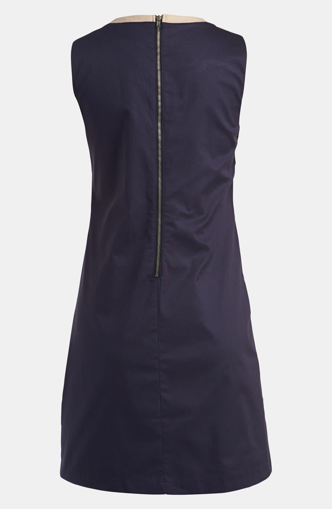 Cutout Dress,                             Alternate thumbnail 2, color,                             410
