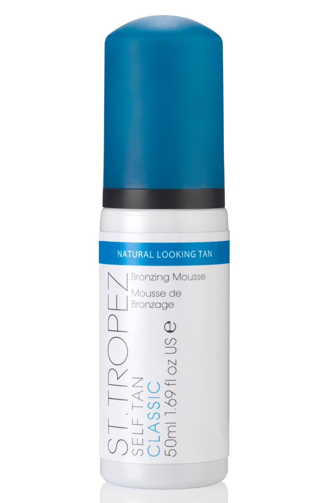 ST. TROPEZ,                             'Self Tan' Classic Bronzing Mousse,                             Alternate thumbnail 3, color,                             NO COLOR