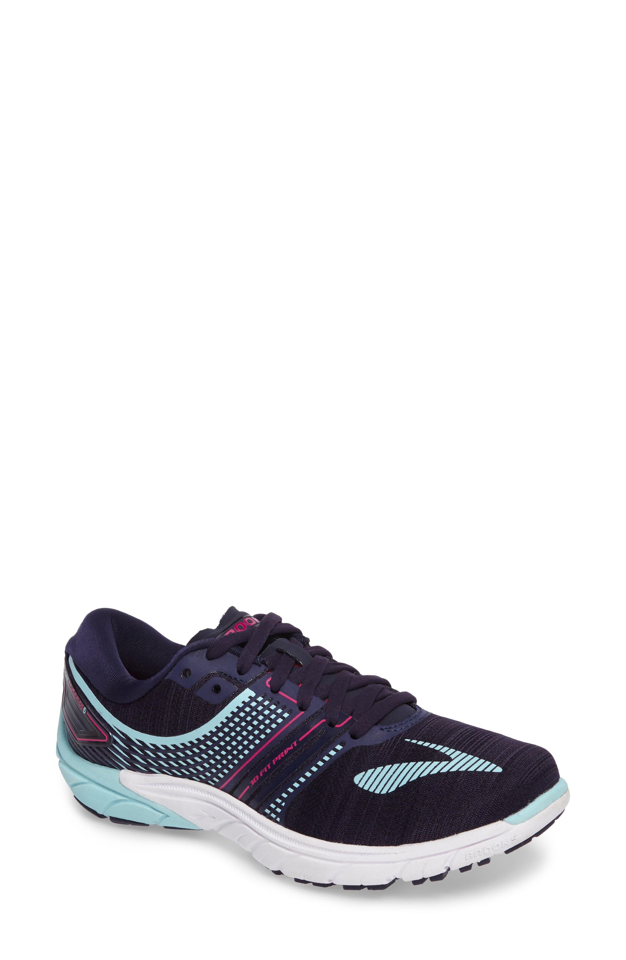 PureCadence 6 Running Shoe,                         Main,                         color, 435