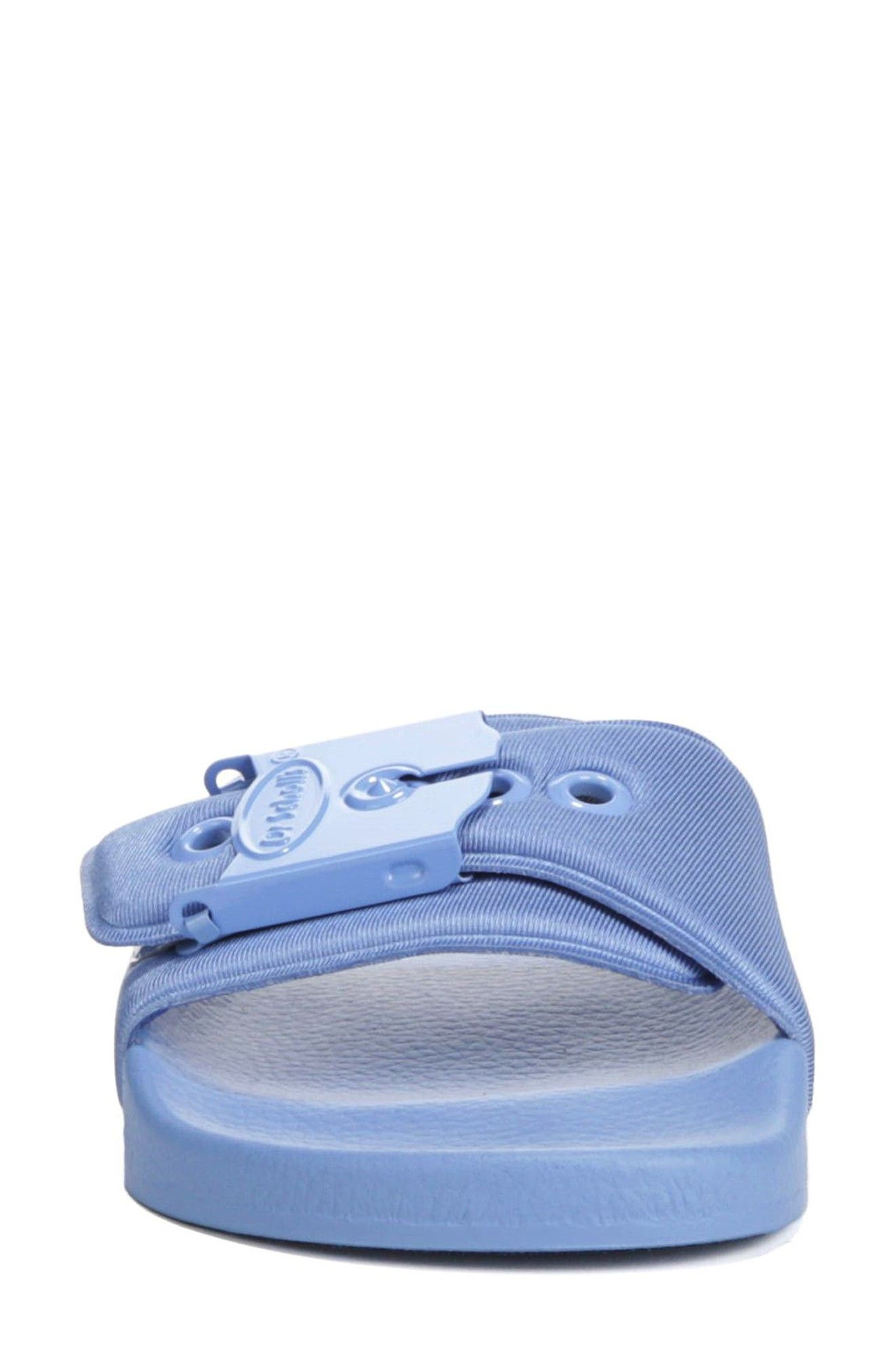 Original Pool Slide Sandal,                             Alternate thumbnail 4, color,                             BLUE