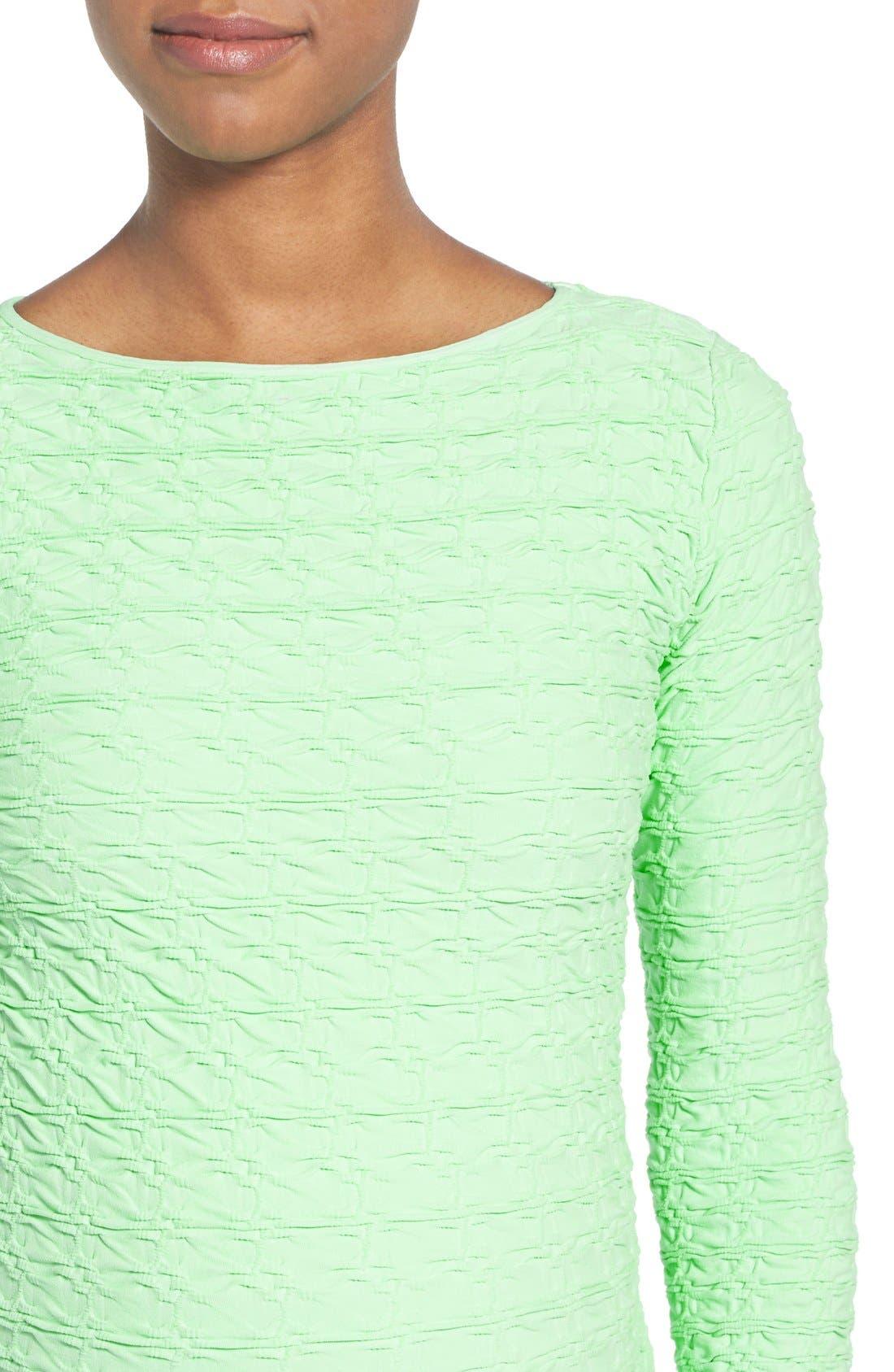 'Crinkle' Maternity Midi Dress,                             Alternate thumbnail 20, color,